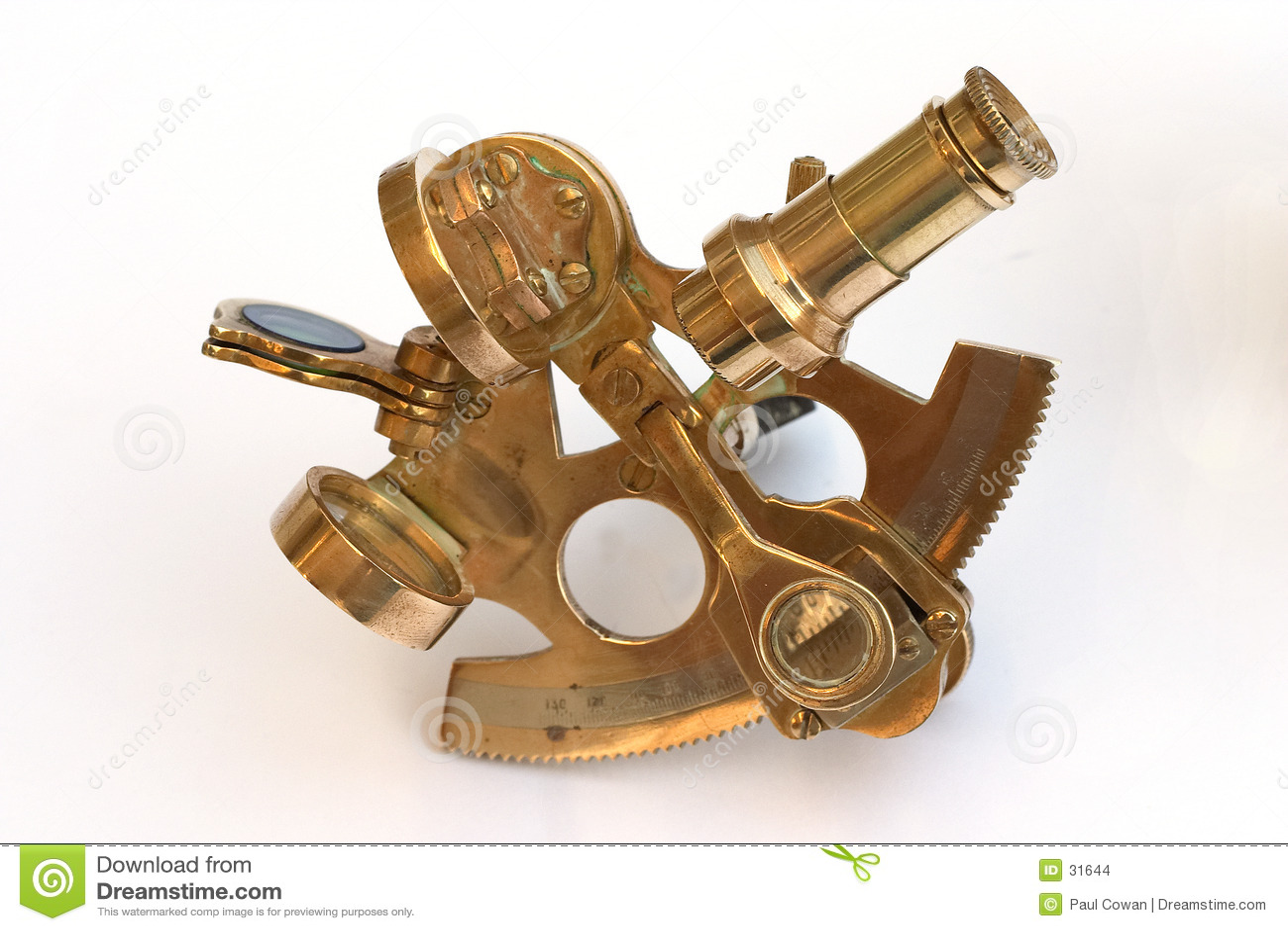 Pequeño sextante
