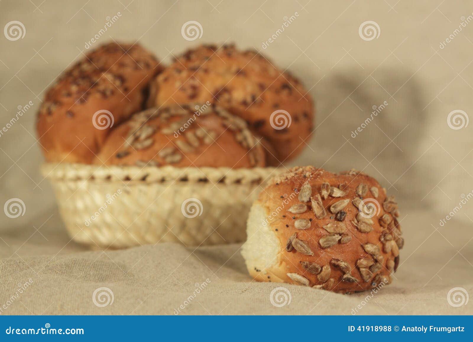 Pequeños panes