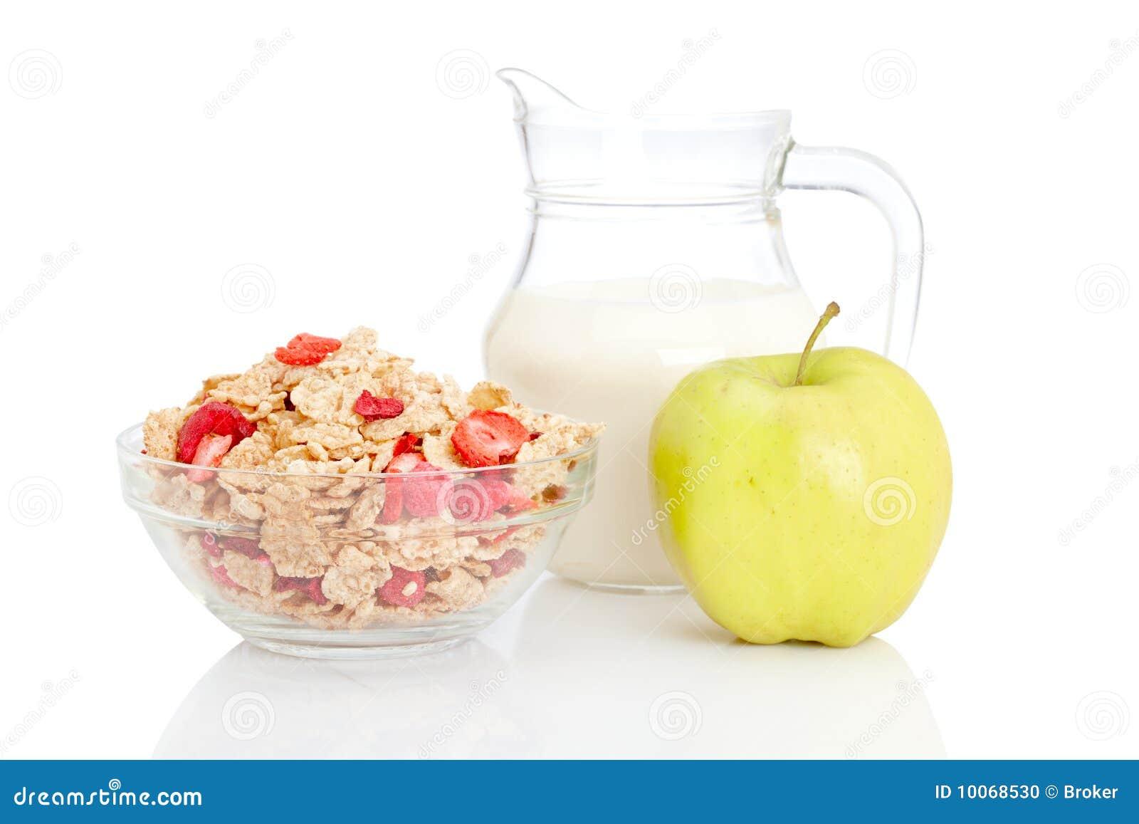 Pequeno almoço saudável e saboroso