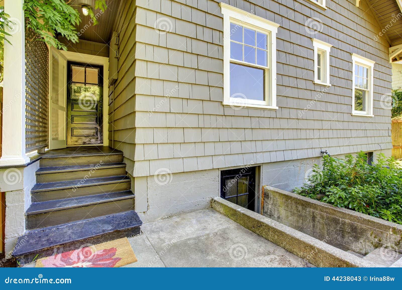 peque o p rtico del patio trasero dise o exterior de la