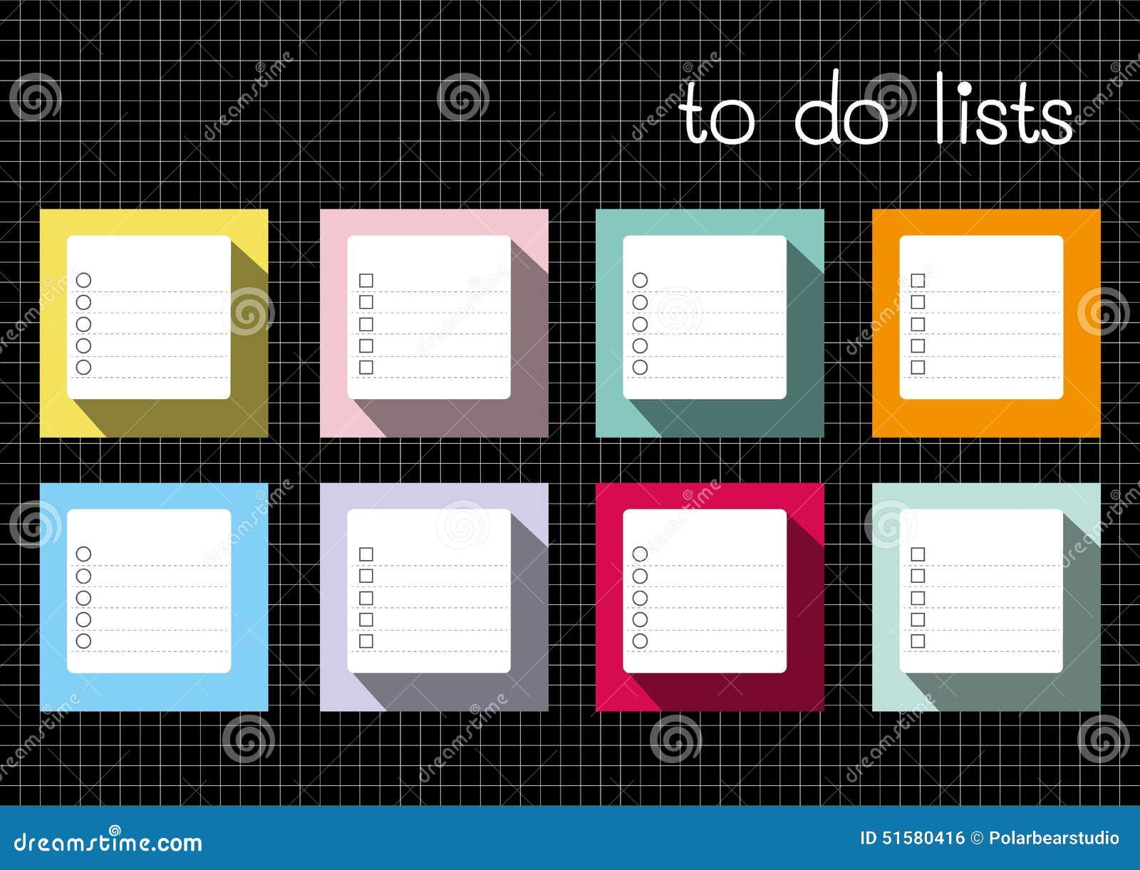 Per fare lo spazio in bianco delle liste