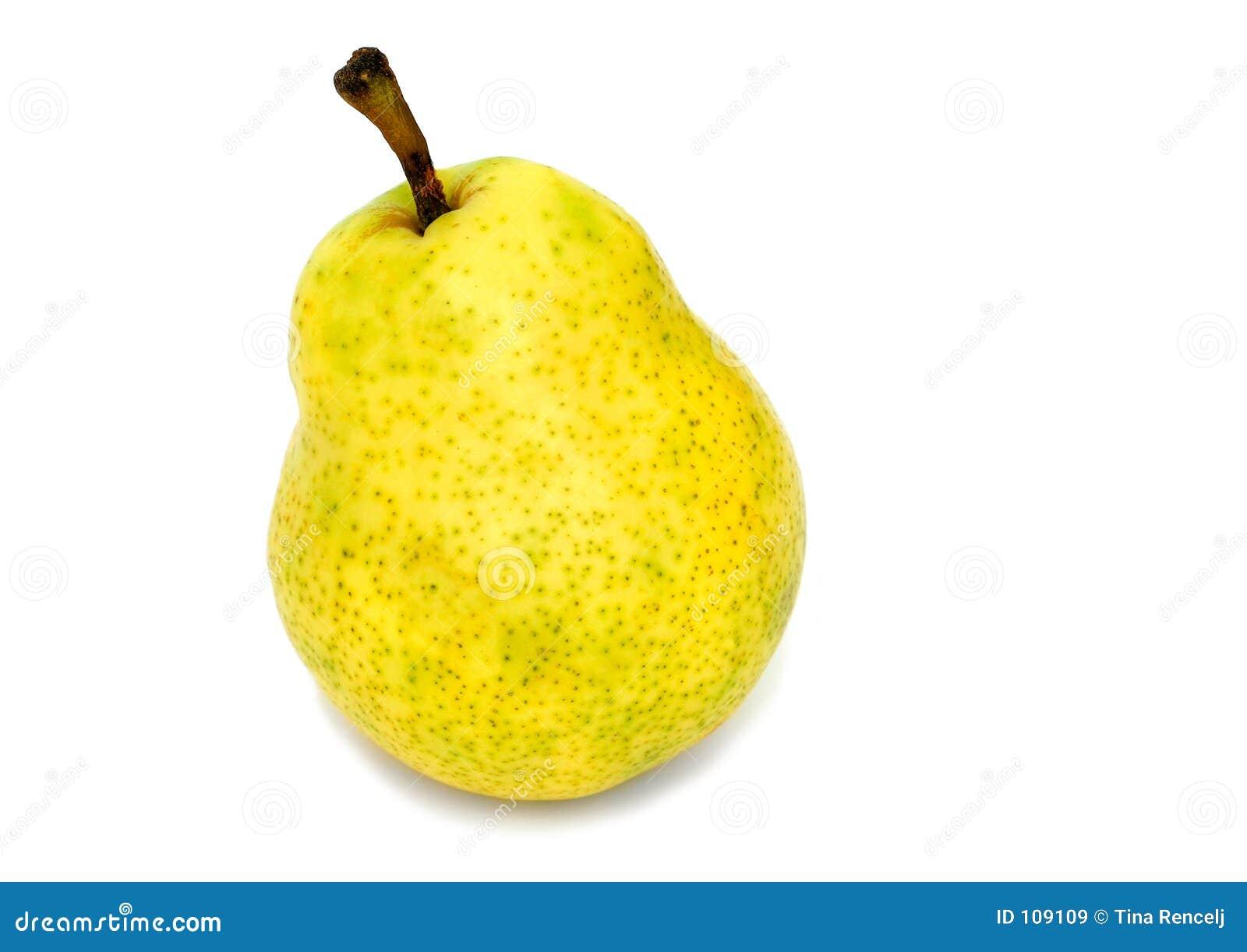 Pera amarela