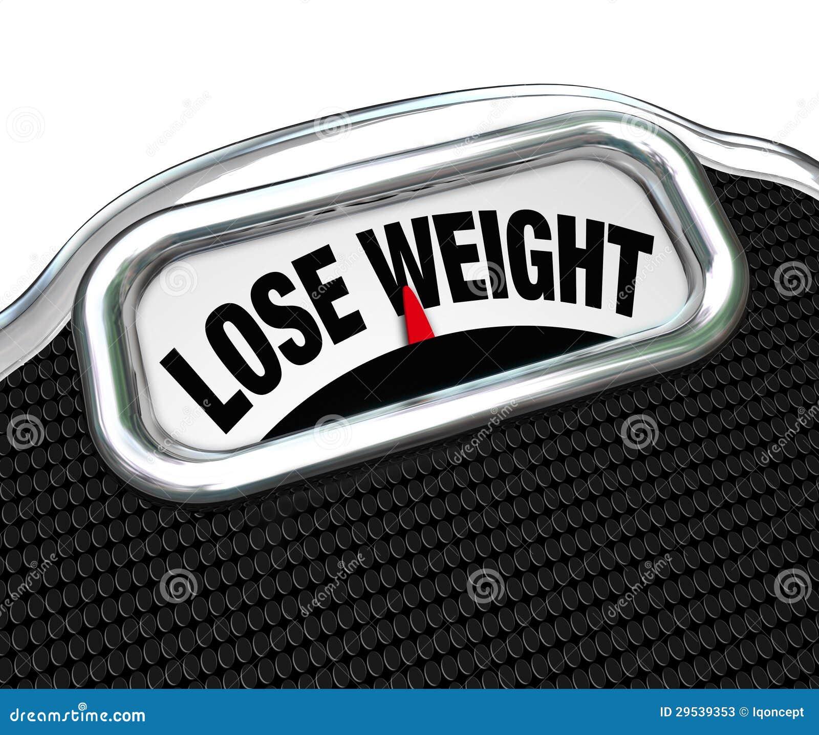 Perca a gordura de perda excesso de peso da escala das palavras do peso