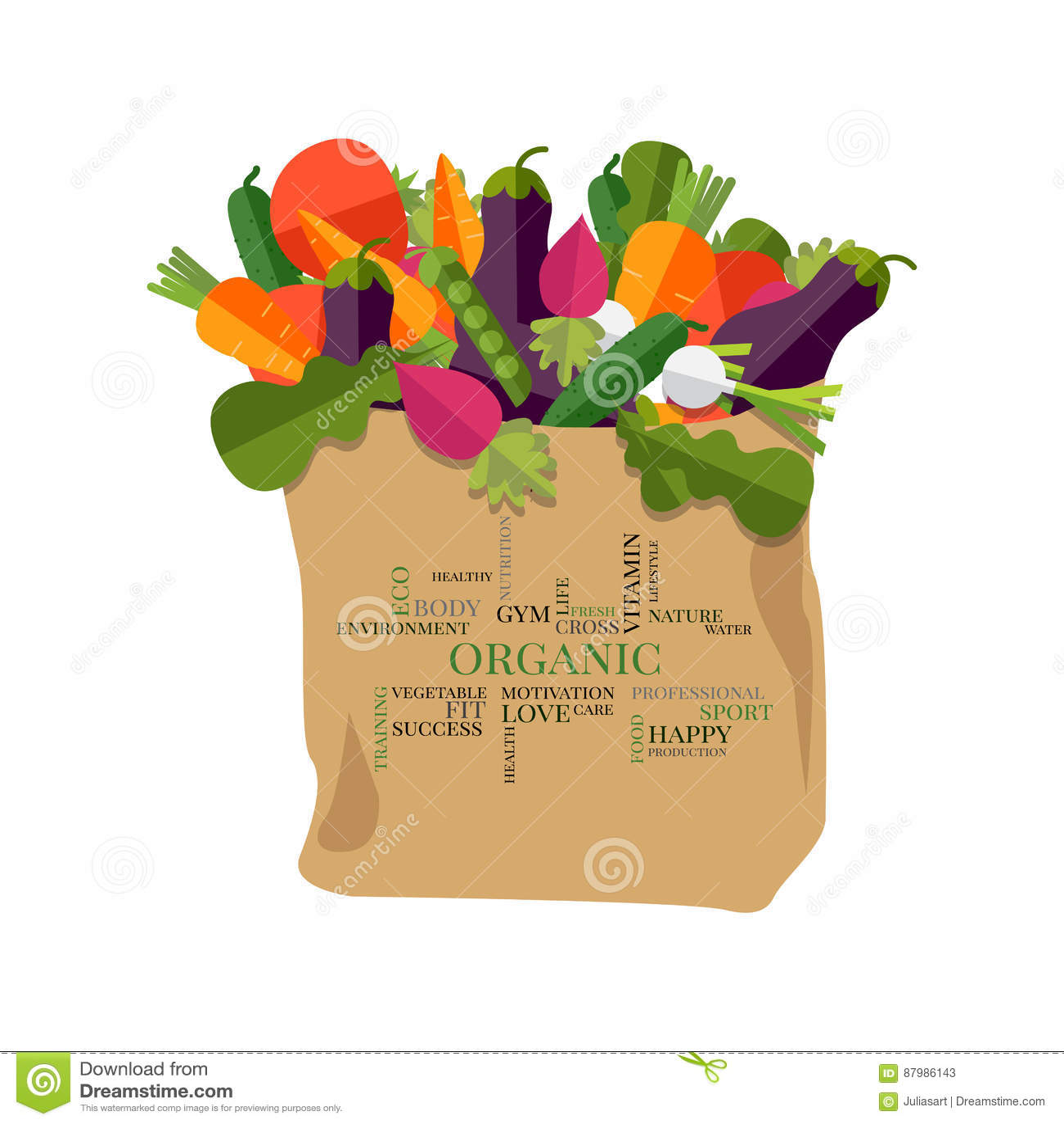 Organic Foods Sample Essay