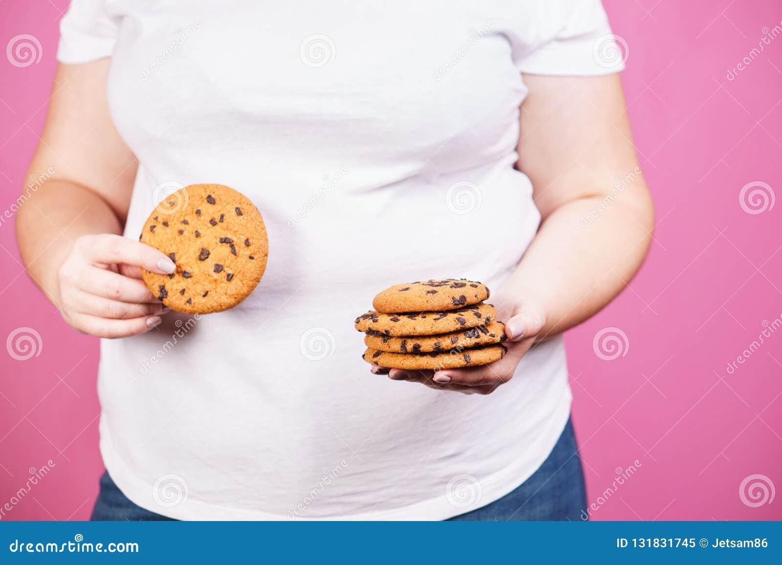Perdita di peso, sovrappeso, dieta, cibo non sano