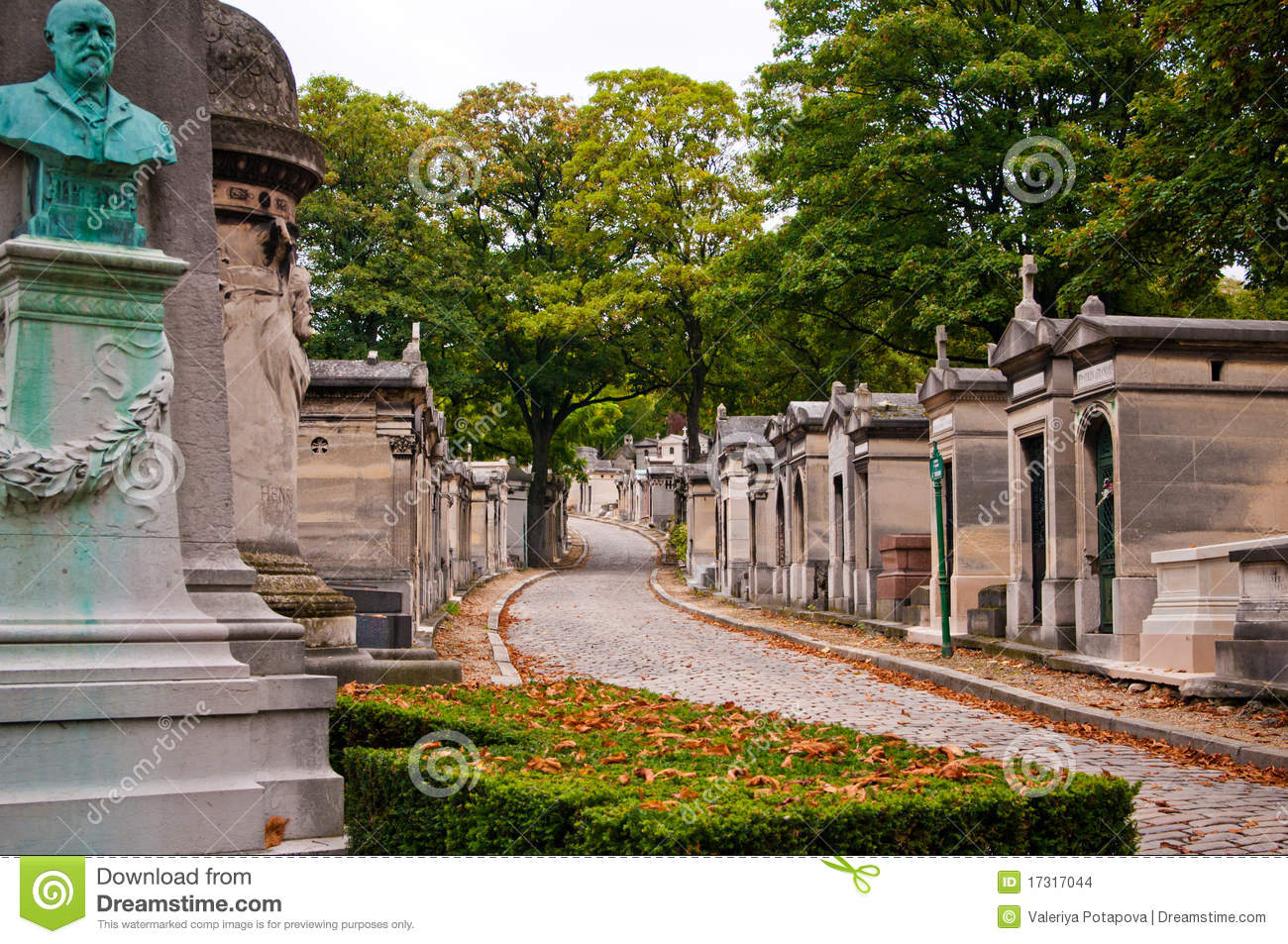 pere lachaise cemetery  paris  france stock images image realistic tombstone vector version vector tombstone
