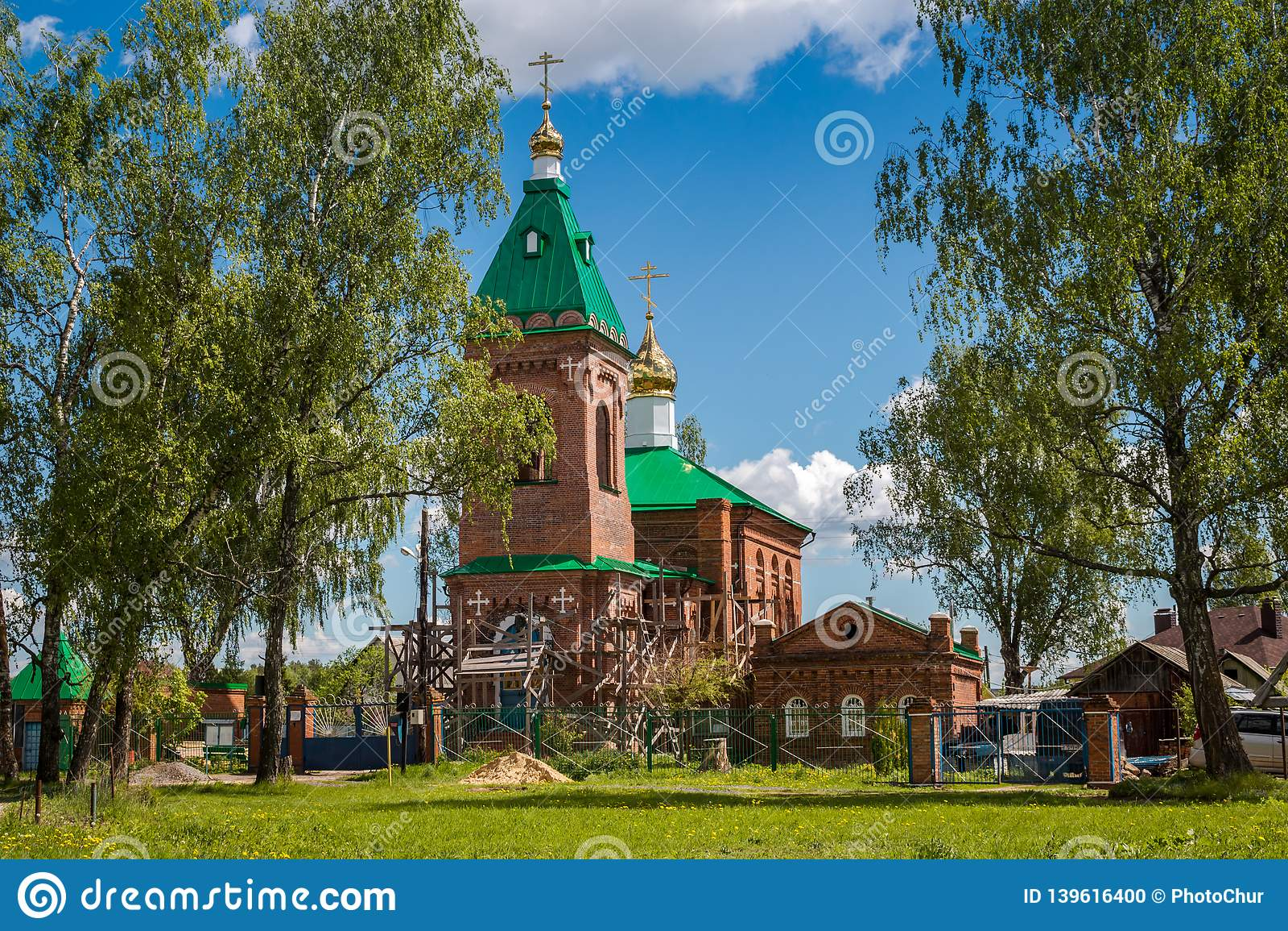 PEREDOL, RUSSIE - MAI 2017 : Église de Saint-Nicolas