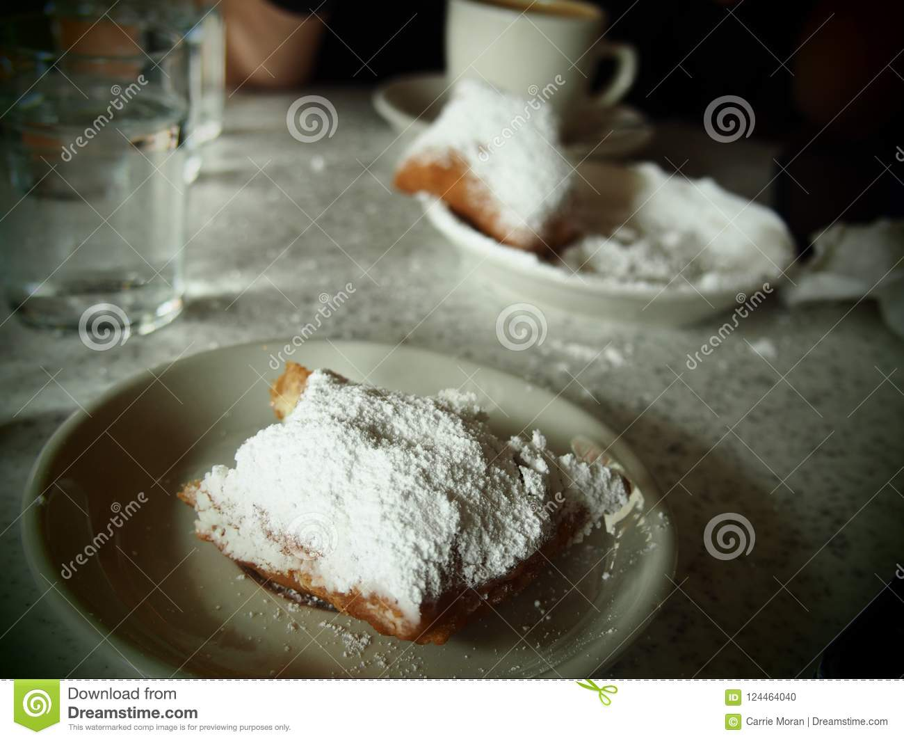 The Perfect Beignet in New Orleans