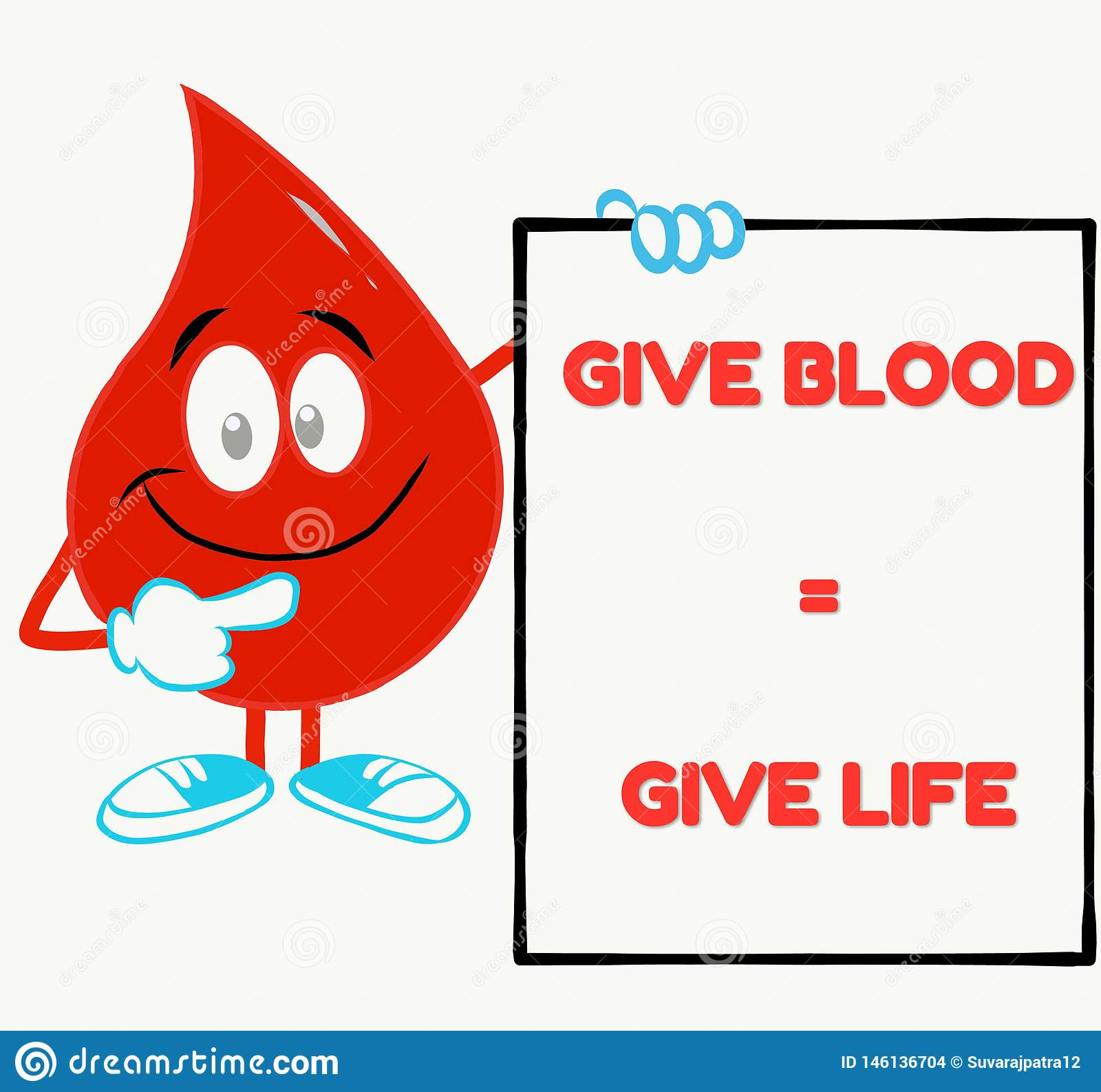 perfect blood donation inspirational quote