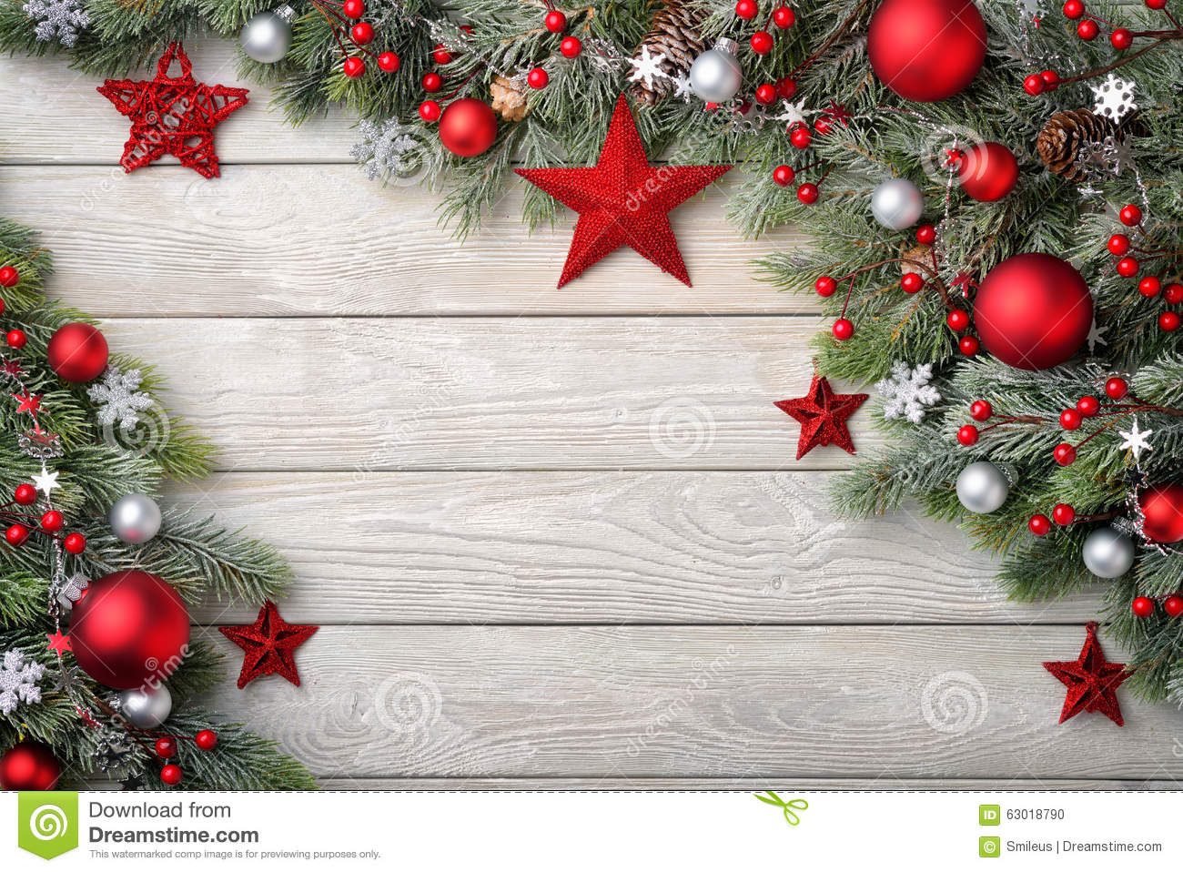 The Perfect Christmas Background Stock Photo - Image of grey ...