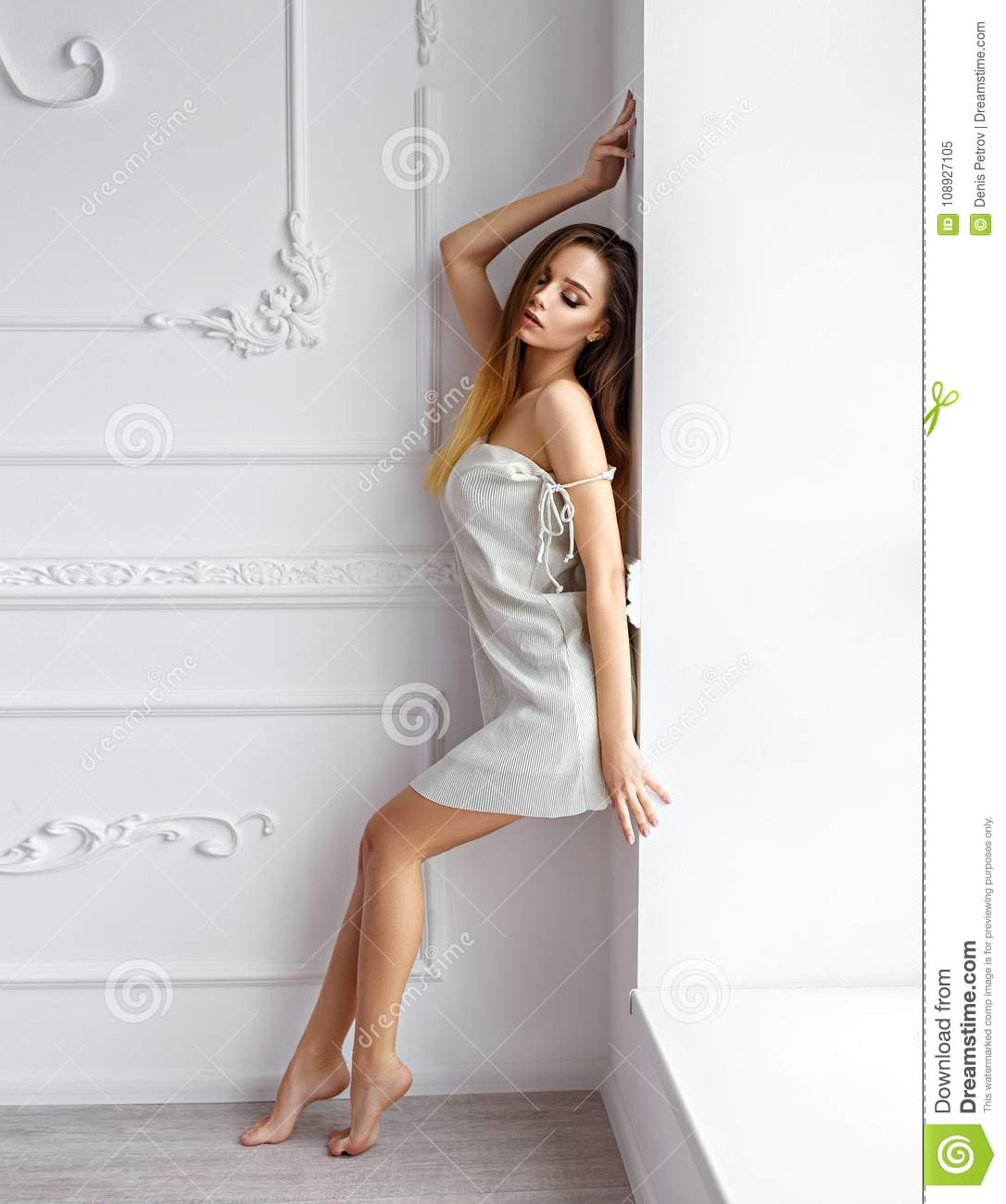 https://thumbs.dreamstime.com/z/perfect-girl-sexy-white-dress-young-108927105.jpg
