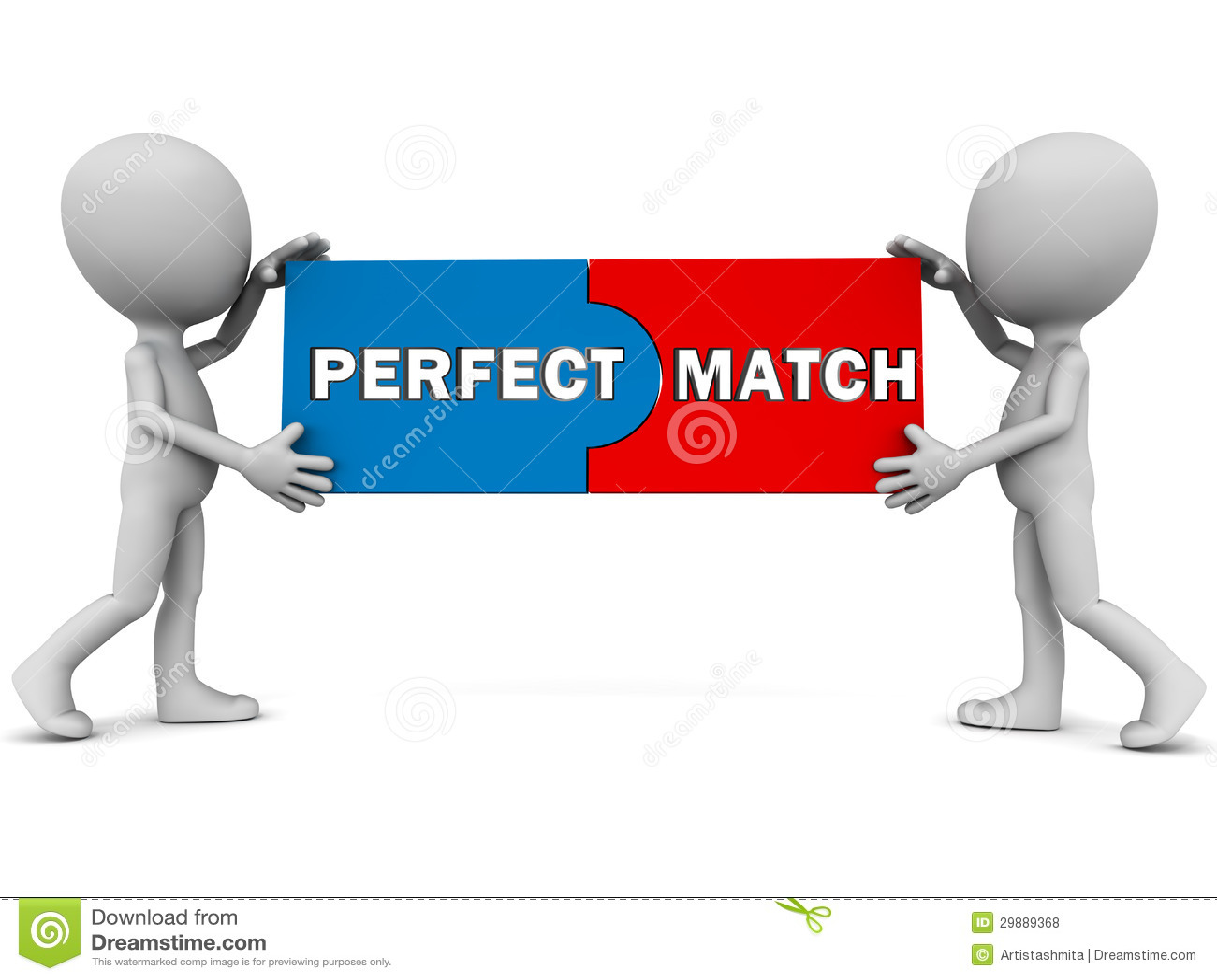 perfect match free