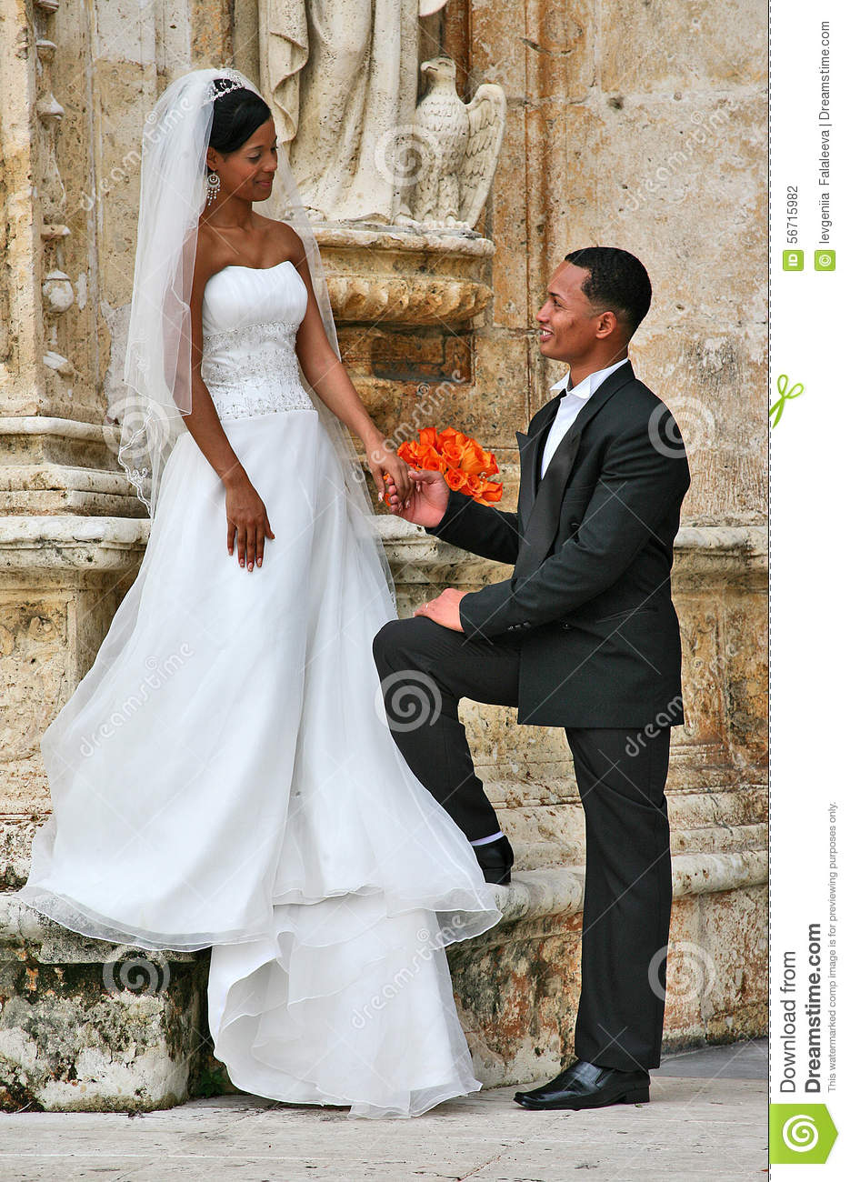 Perfect match stock photo image 56715982 for Little black wedding dress