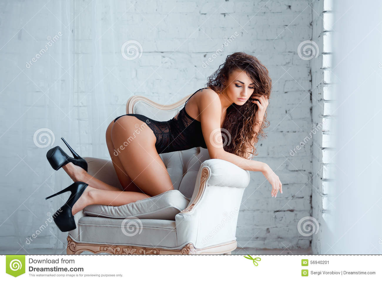 perfect, body, legs and of young woman stock image - image of girl