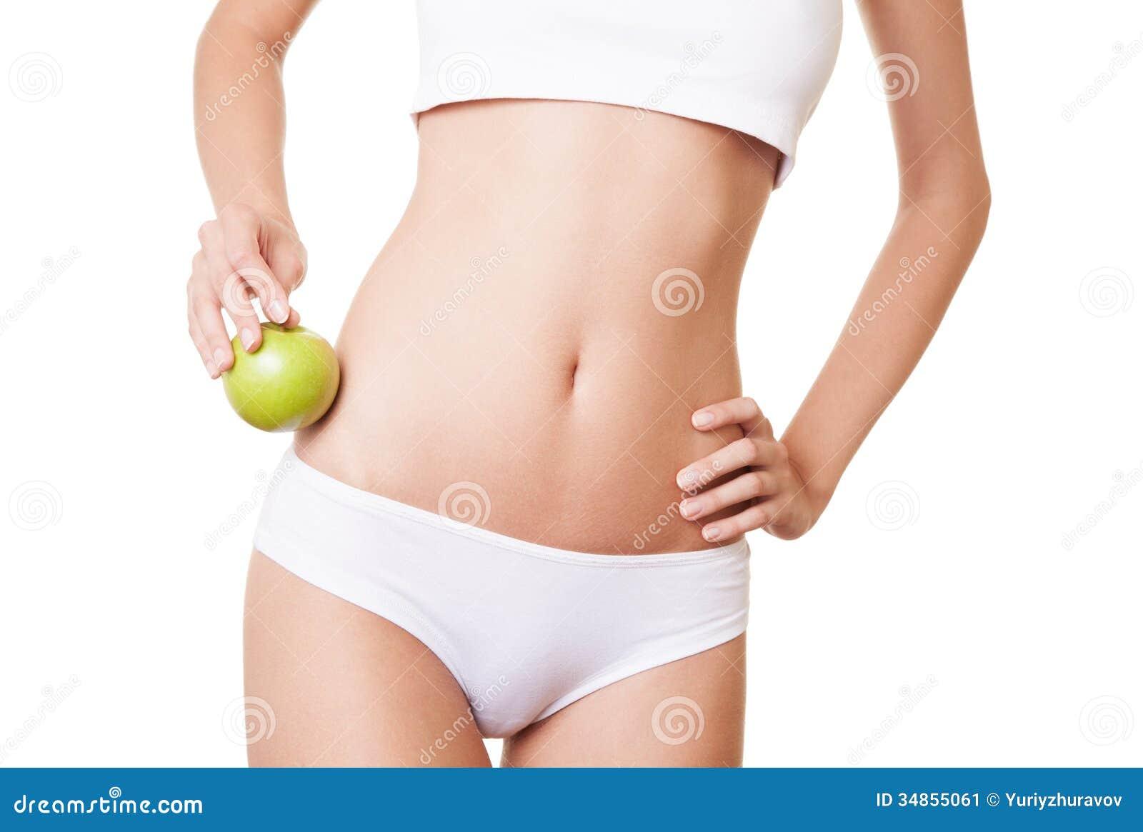 perfect-slim-woman-body-diet-concept-app