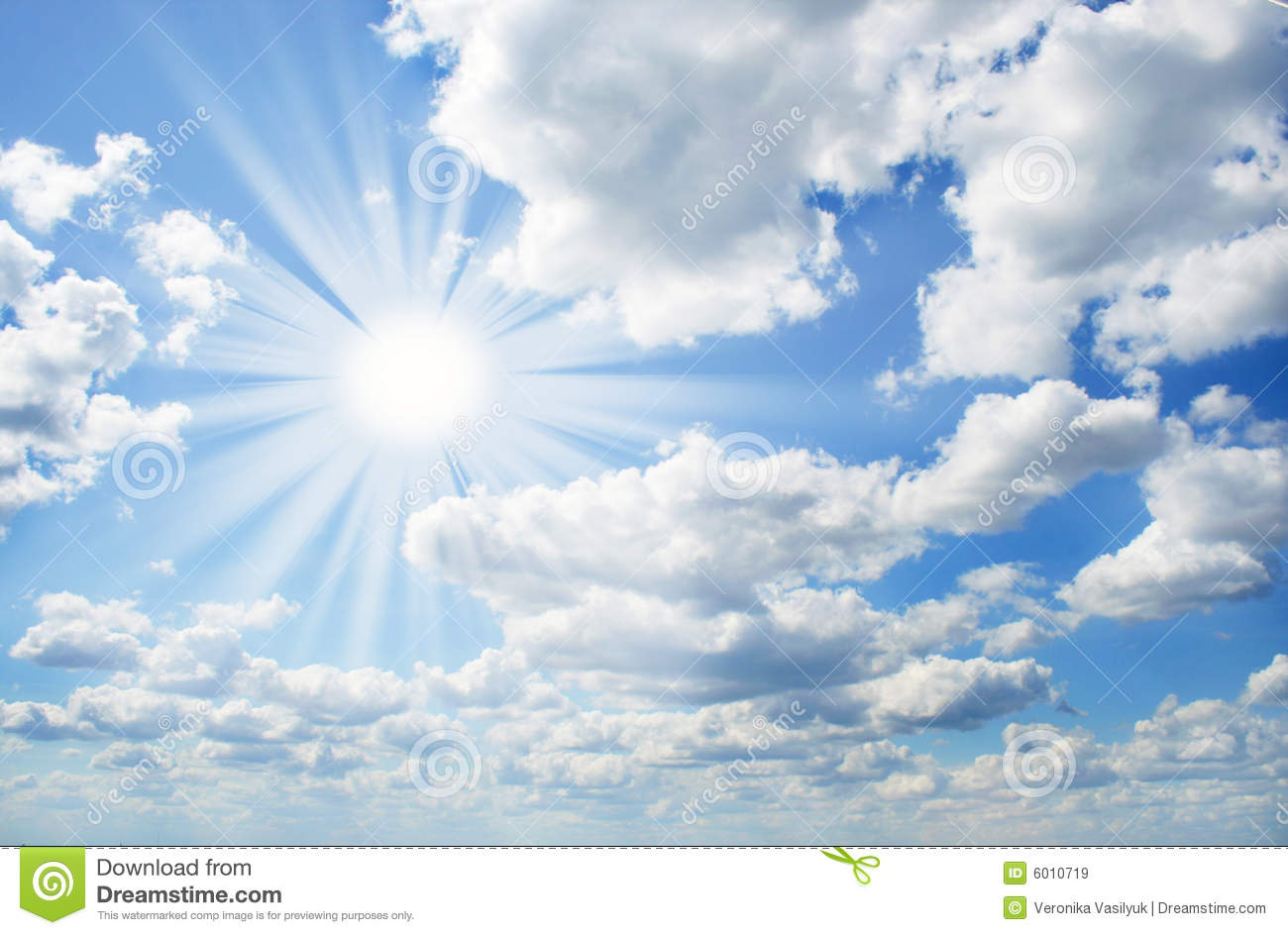 Perfect Sunny Day Royalty Free Stock Images  Image: 6010719