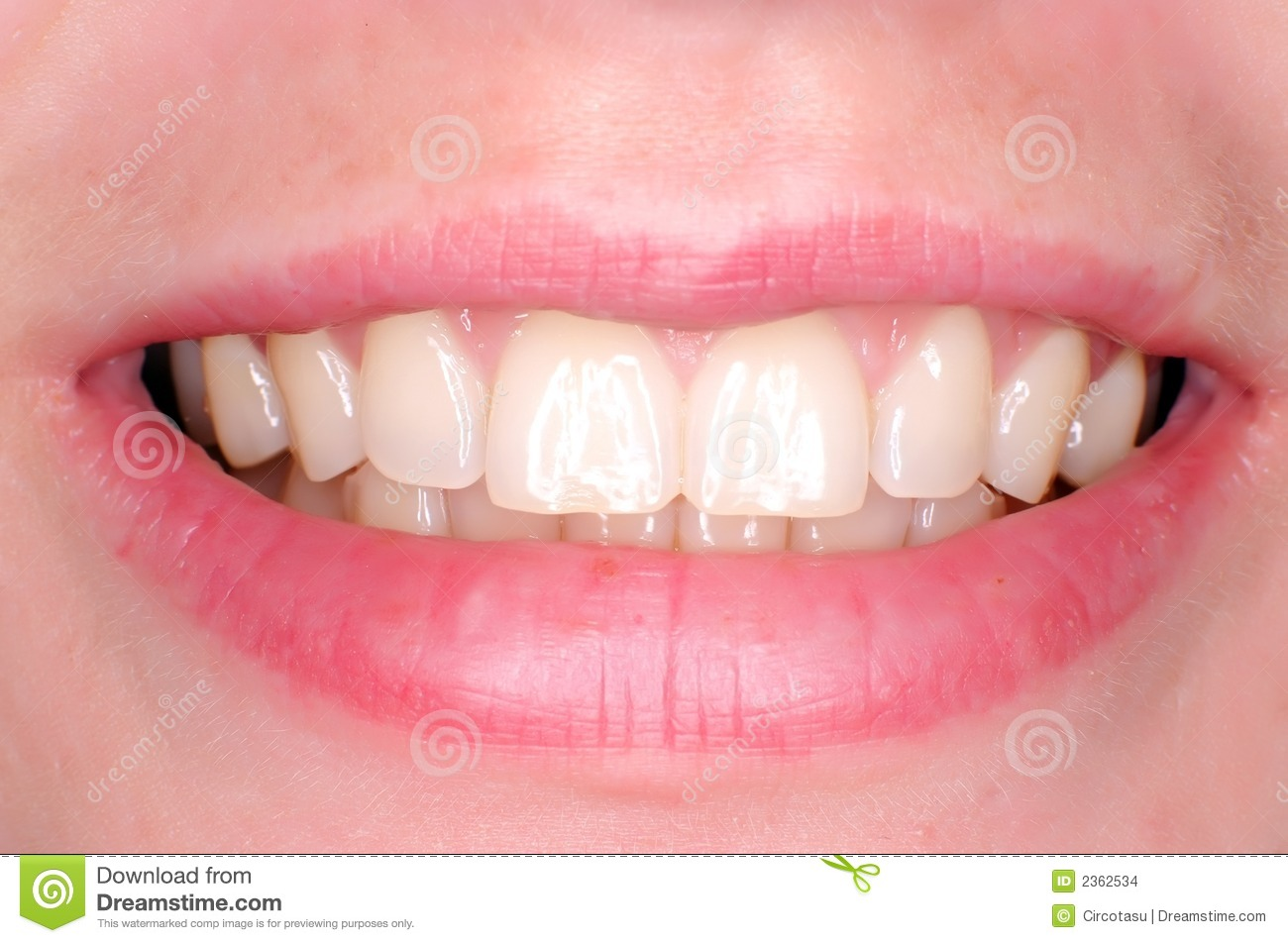 Perfect Teeth Stock Images - Image: 2362534