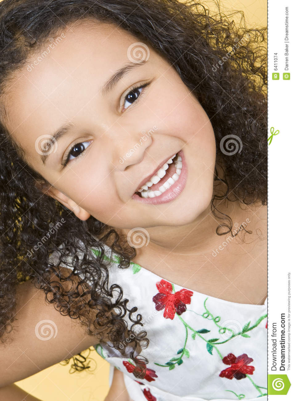 Perfect Teeth Too Stock Images Image 6411074