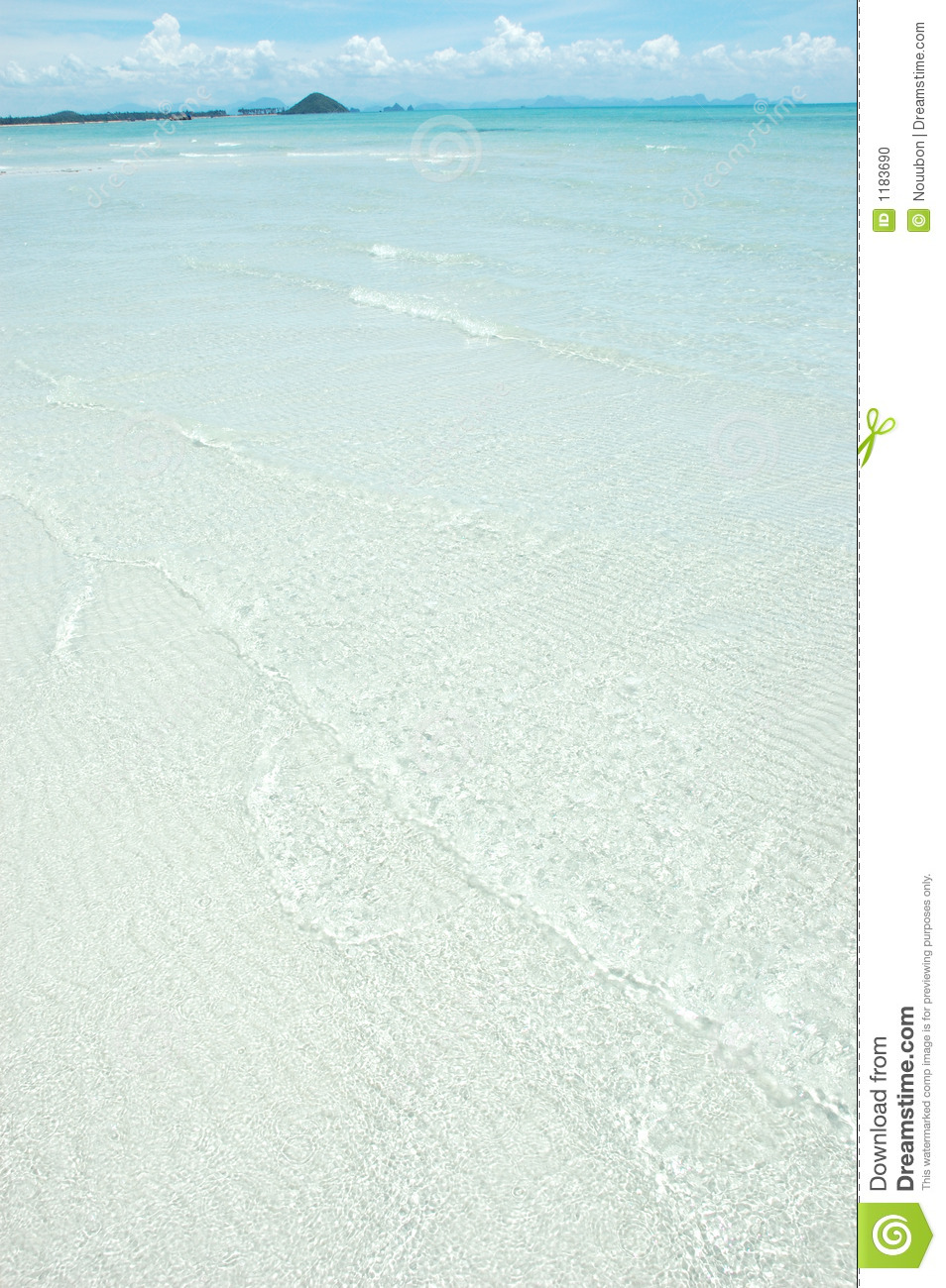 Perfect white sand beach stock photo image 1183690 for White sand beach vacations