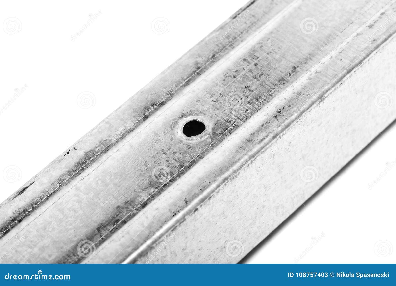 3ece790bf Perfil Em Forma De U Do Metal Imagem de Stock - Imagem de ferragem ...