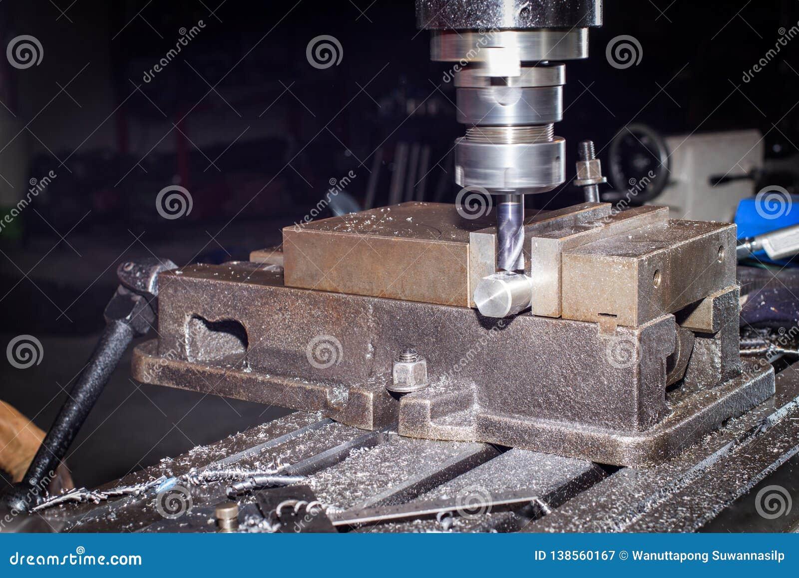 Perforadoras que muelen y
