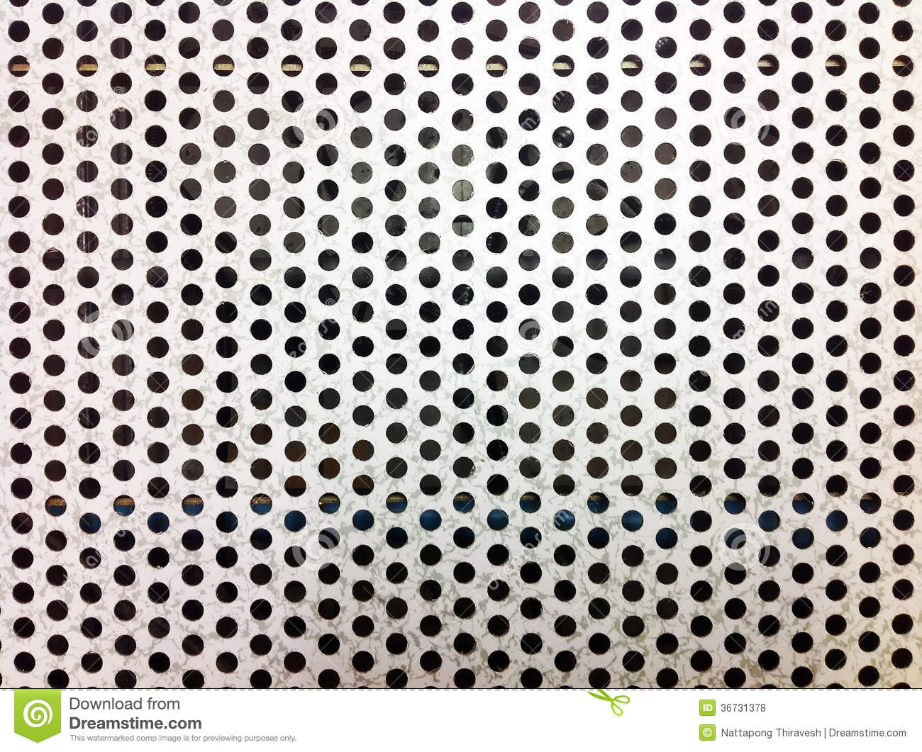 Perforated Airflow Panels Stock Photo Image Of Cool