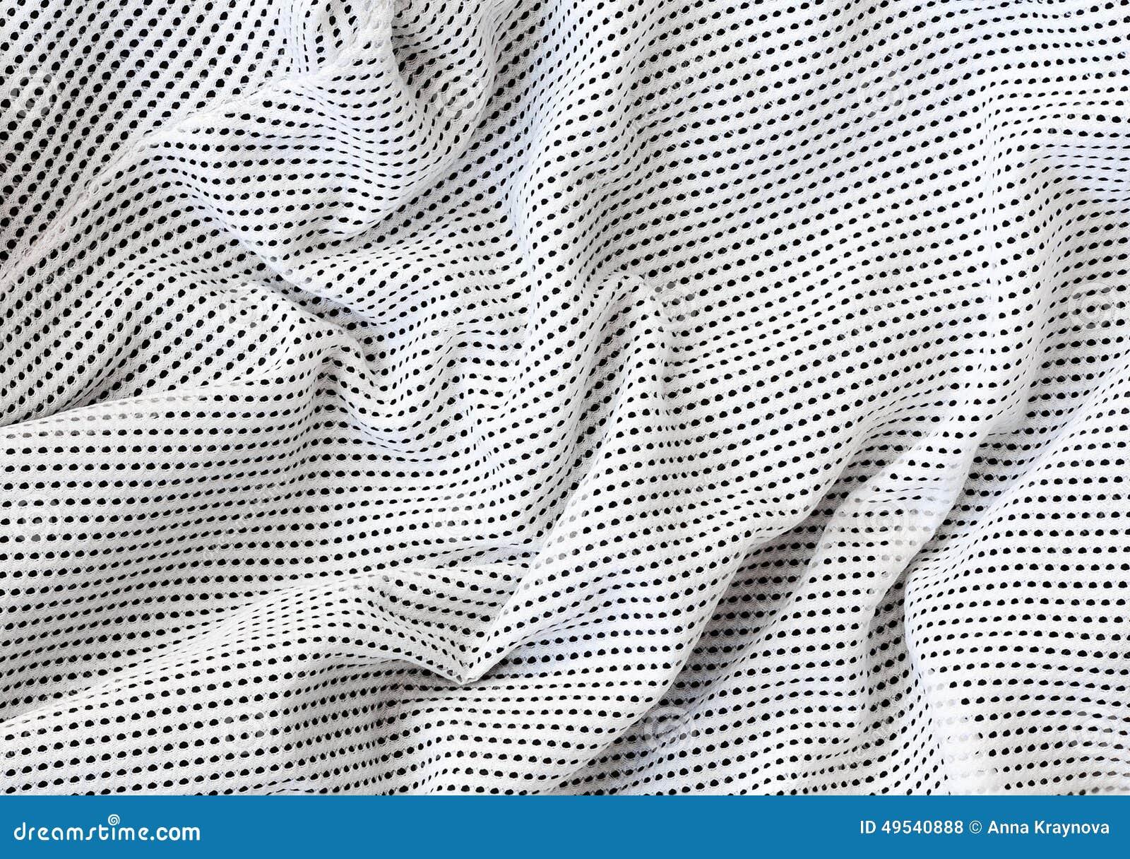 Of nylon mesh netting