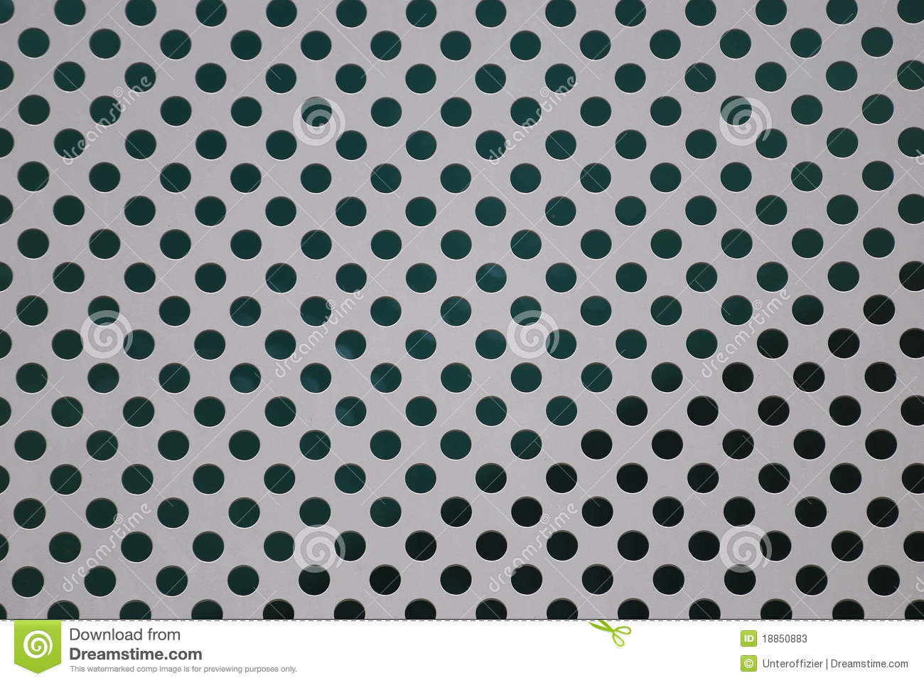 Perforated Panel Stock Image Image Of Plate Fabricate