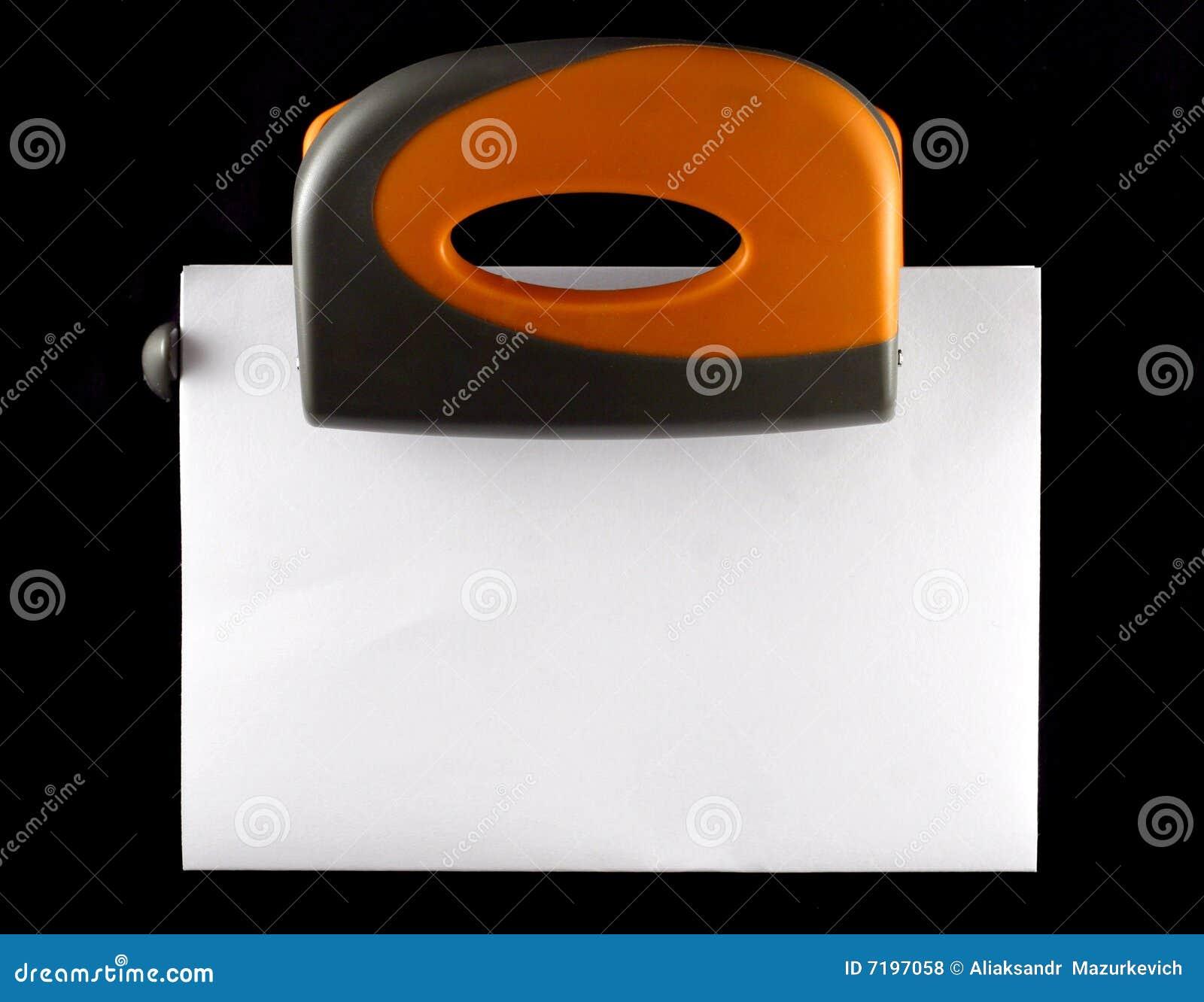 Perforator εγγράφου φύλλο