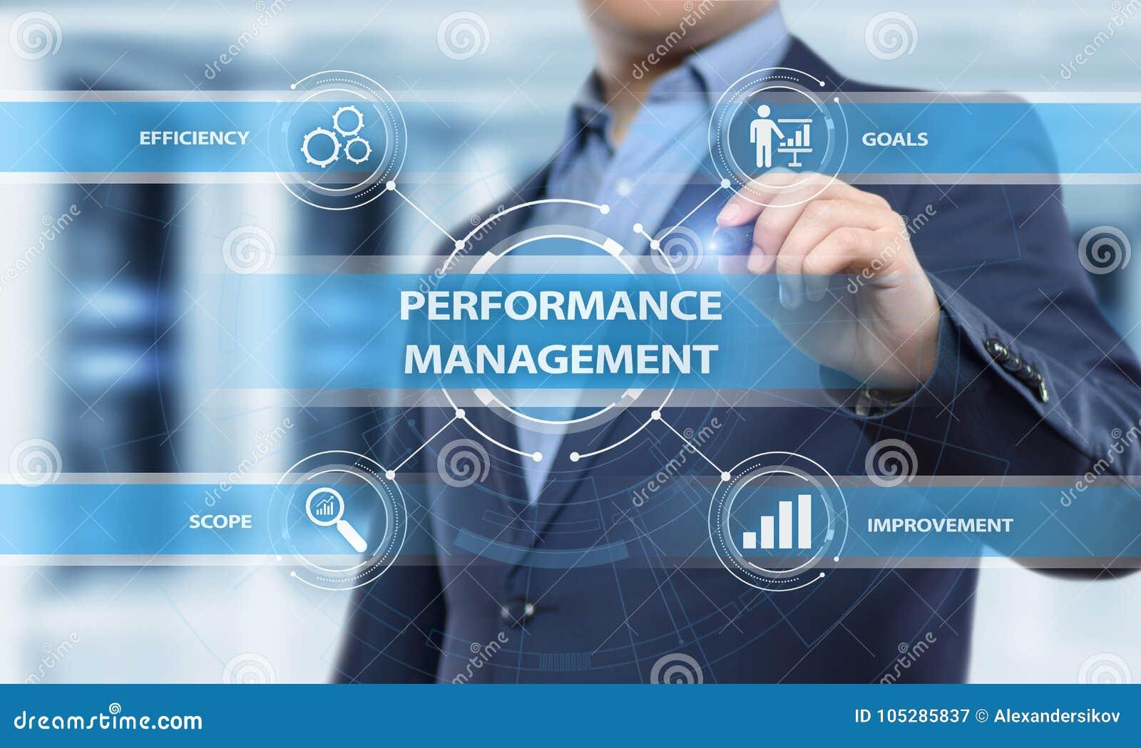 Performance Technology: Performance Management Efficiency Improvement Business