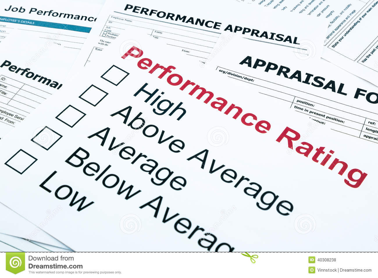 240+ Performance Evaluation Phrases – Sample Performance Review Statements