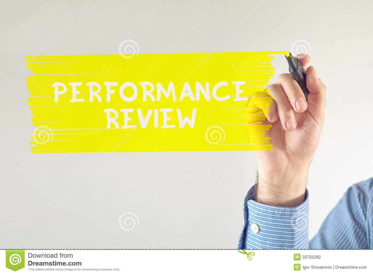 Performance Review Illustration Image 50226249 – Performance Review