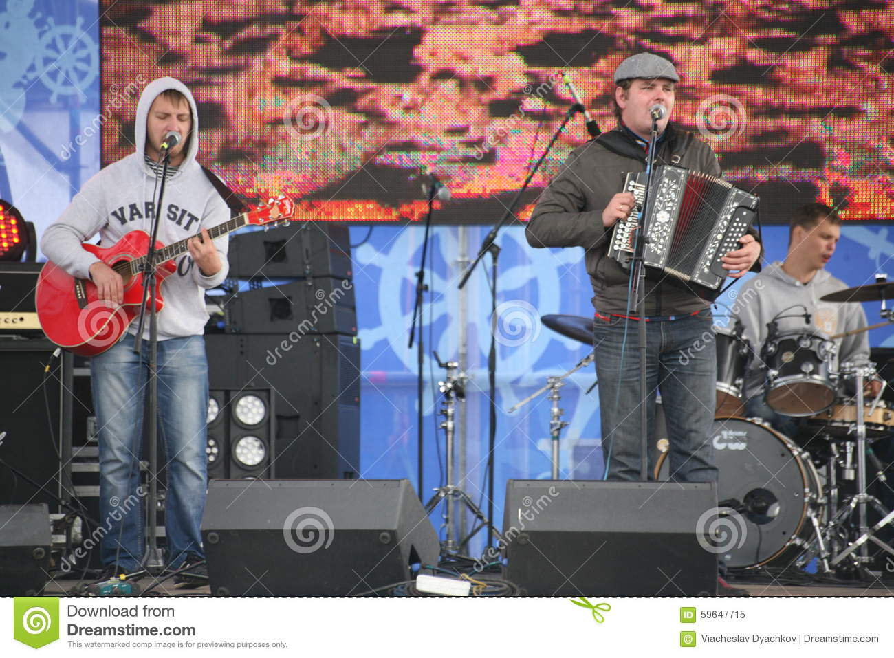 a review of the performance by the russian folk music group Music critic   the home of music reviews since 1998 - discover new music, read album reviews, browse bands, find new recommendations and your next favorite artist.