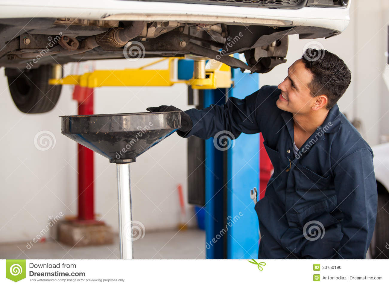 the instruction of changing the oil in a car Step-by-step how-to guide on how to quickly and easily change the oil in your own car.