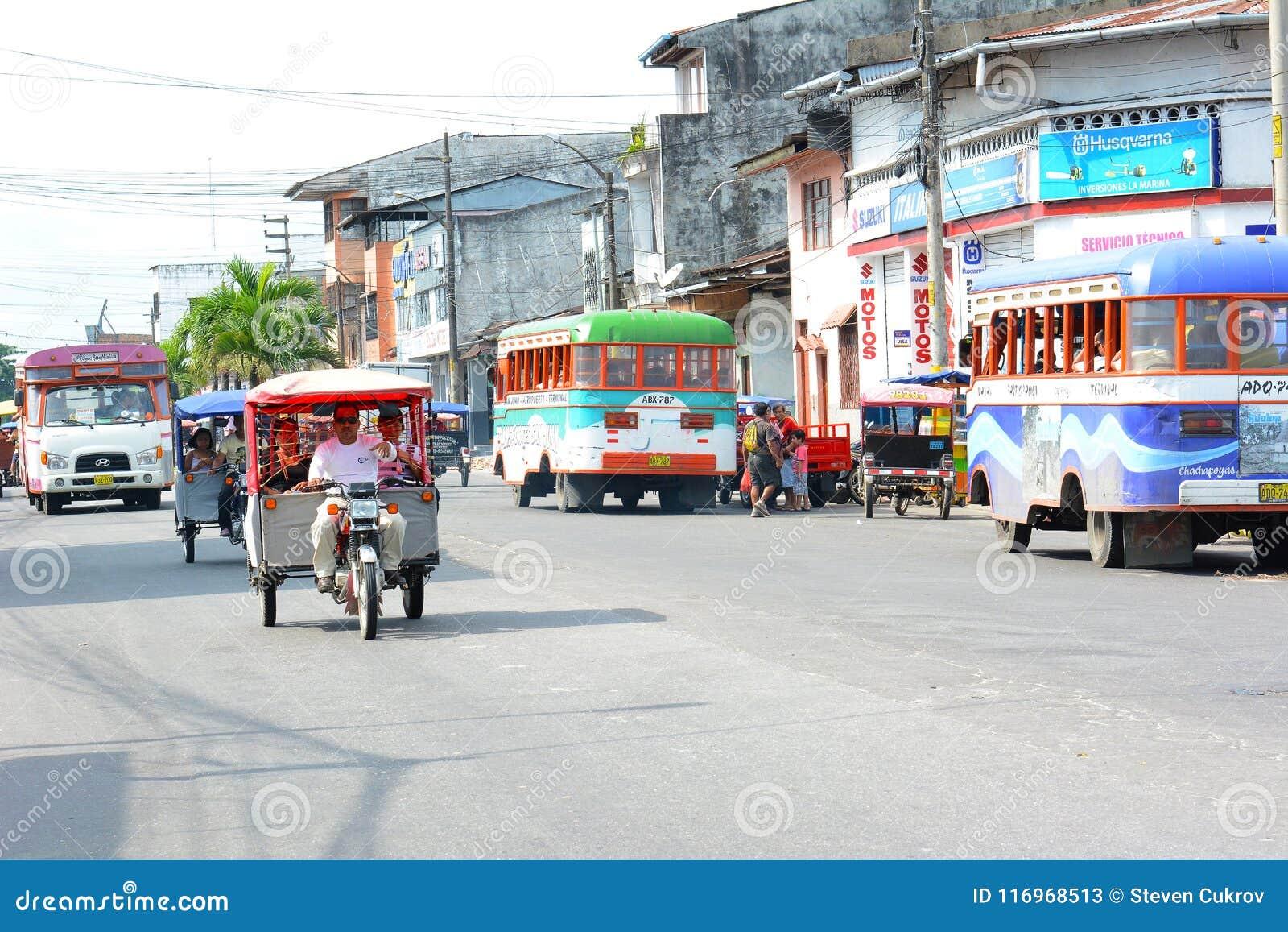 Perfume da rua, Iquitos, Peru