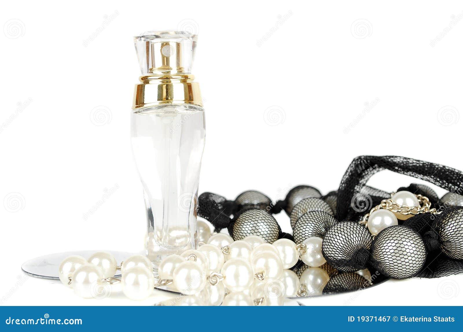 Perfume e jewelery