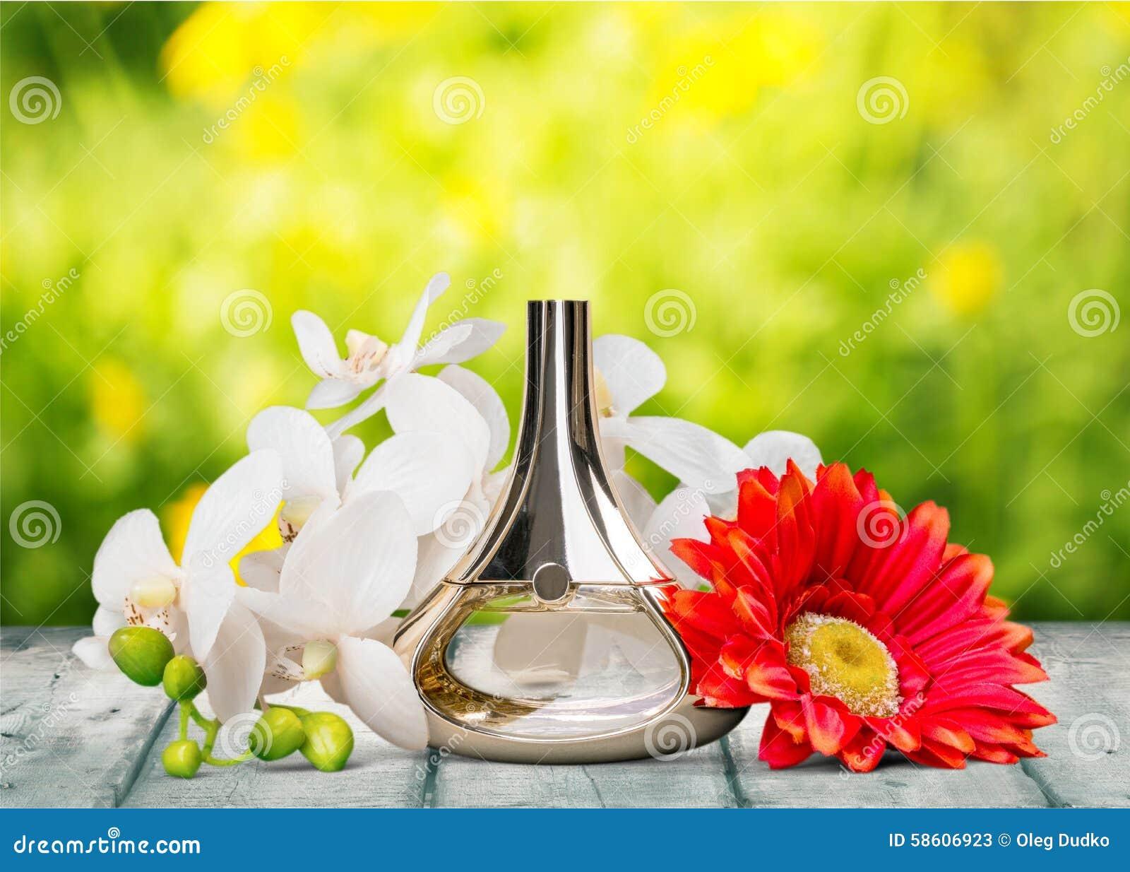 Perfume Stock Photo Image 58606923