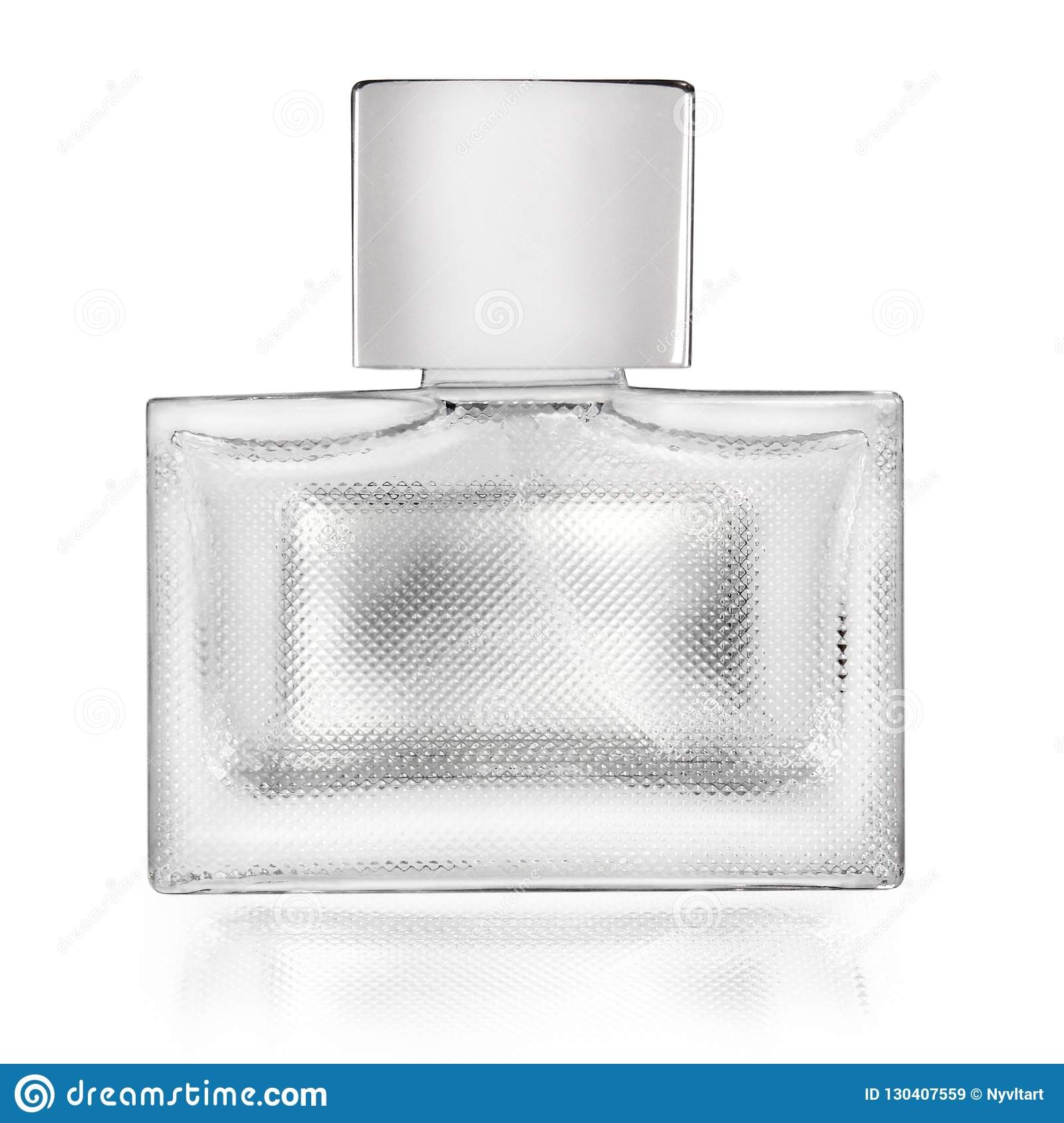 Perfume Spray Bottle With Atomizer Stock Image Image Of