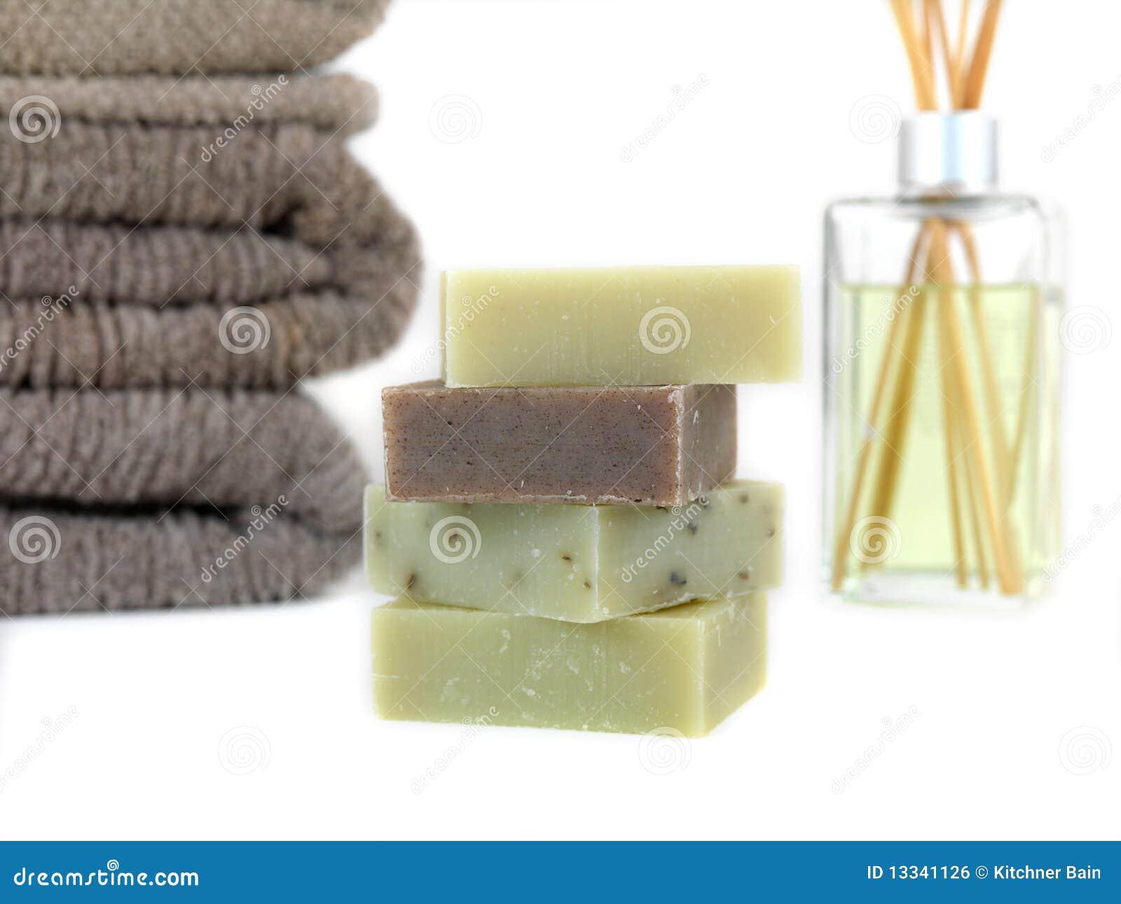 Perfumowi mydła