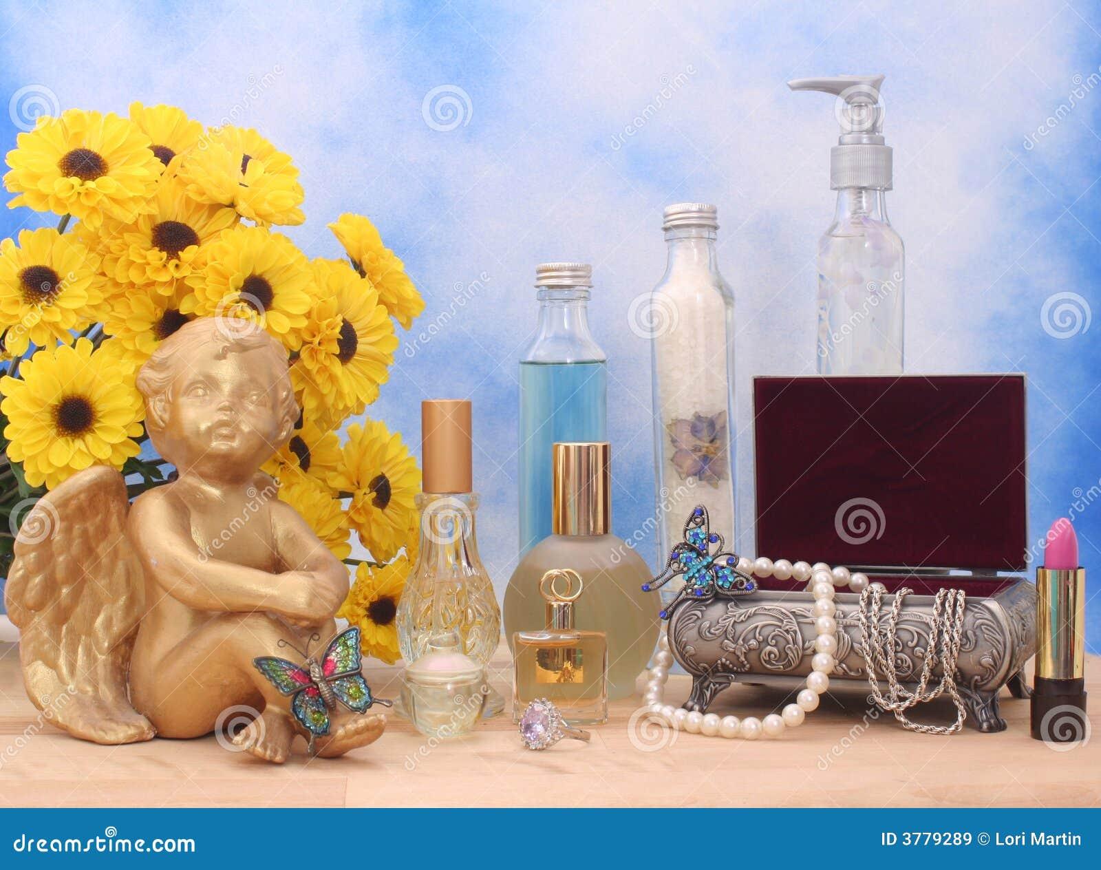 Perfumy biżuterii