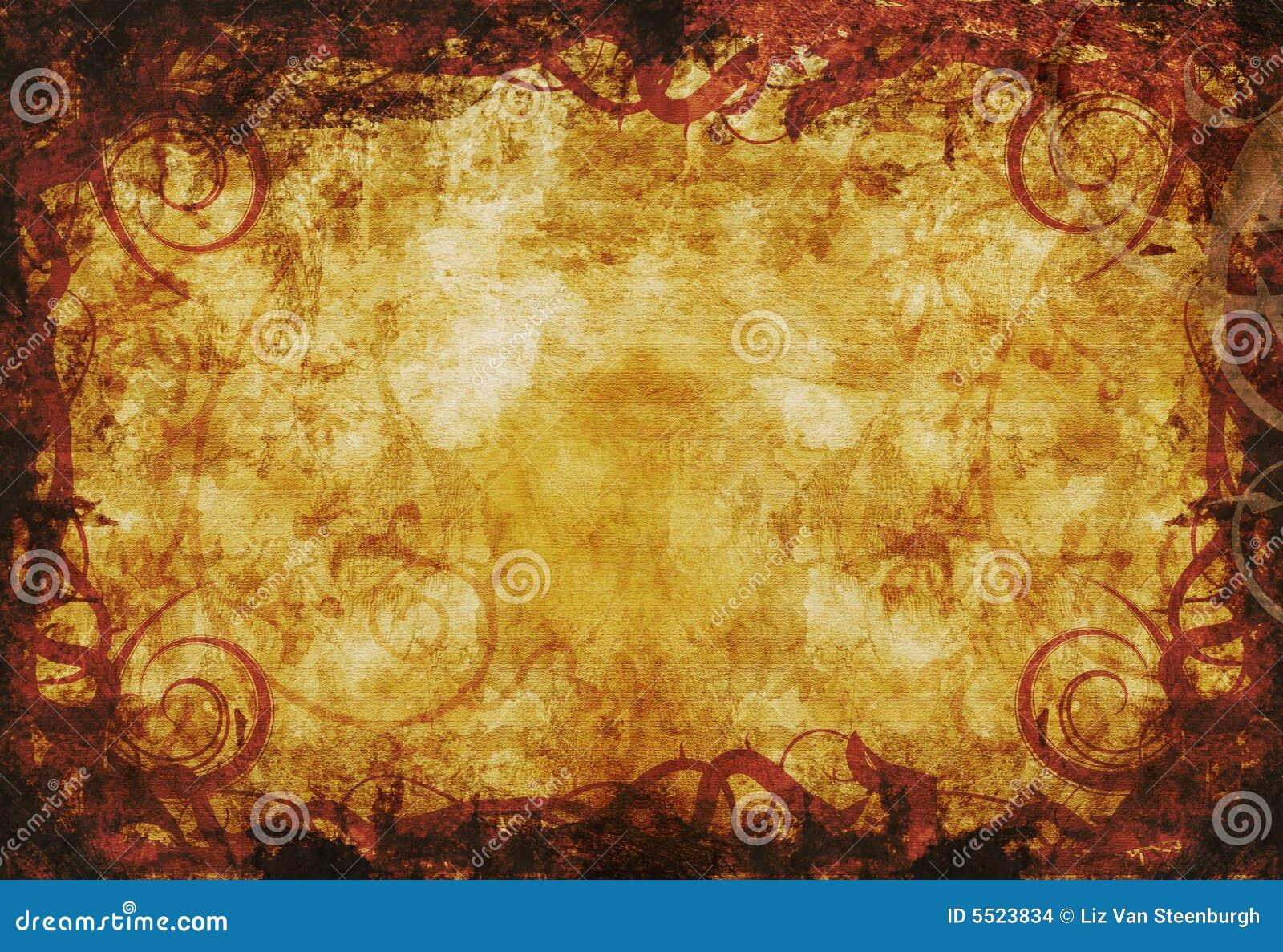 parchment wallpaper