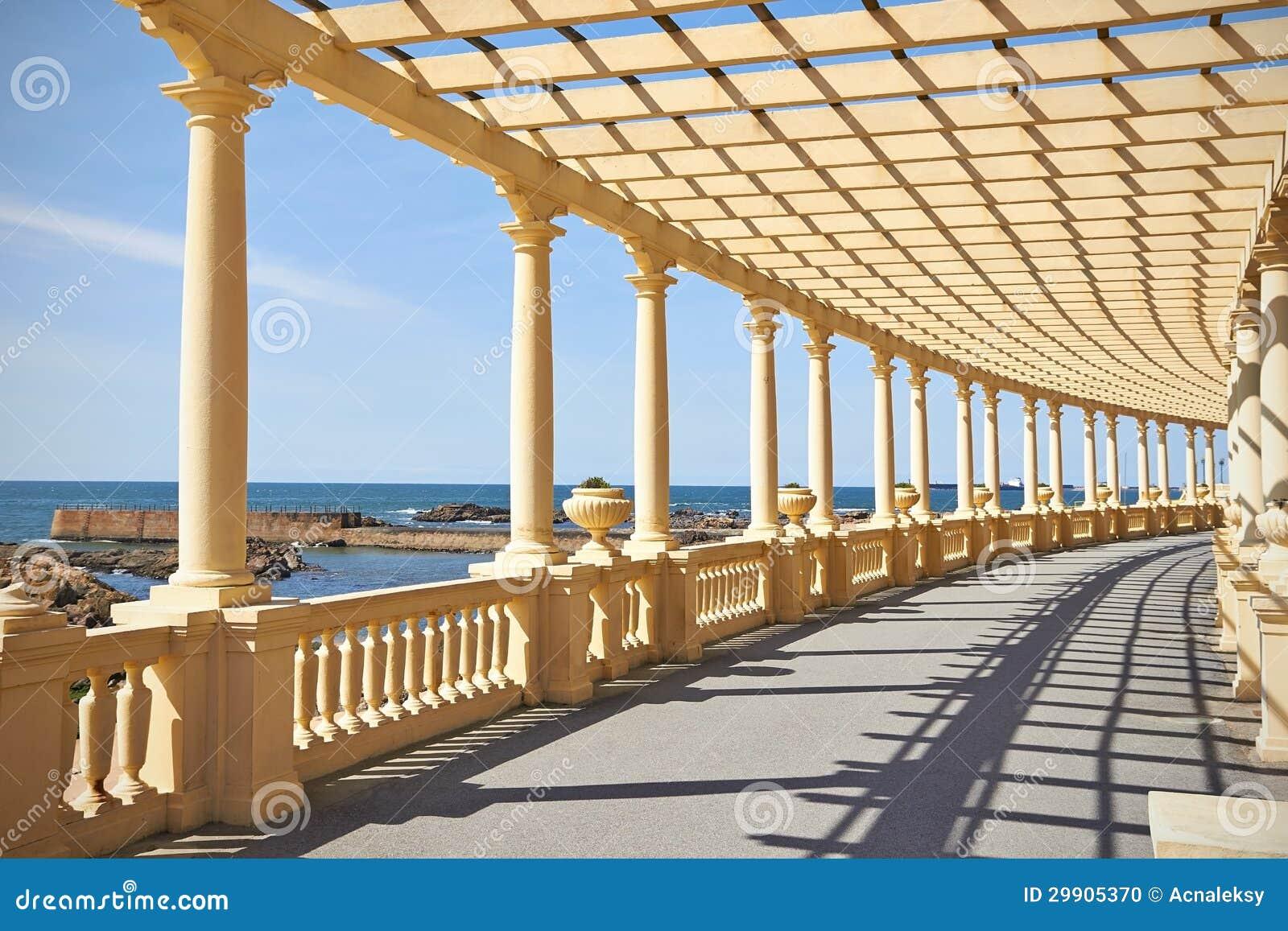 Pergola in porto portugal stock foto afbeelding 29905370 - Pergola verkoop ...