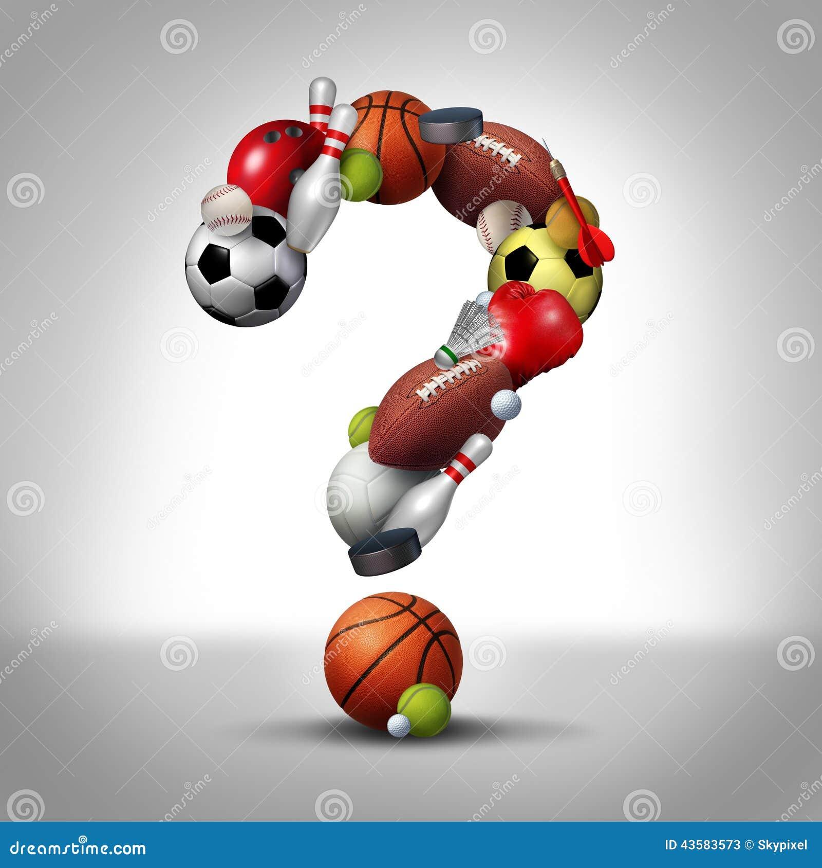 Pergunta dos esportes