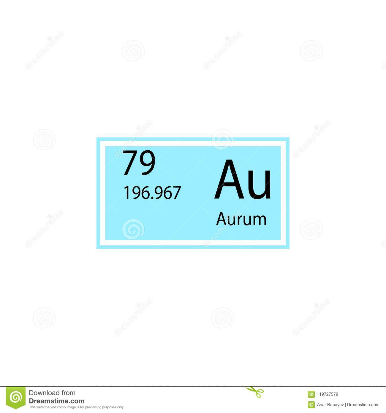 Periodic table element aurum icon element of chemical sign icon periodic table element aurum icon element of chemical sign icon premium quality graphic design icon signs and symbols collection icon for websites urtaz Gallery