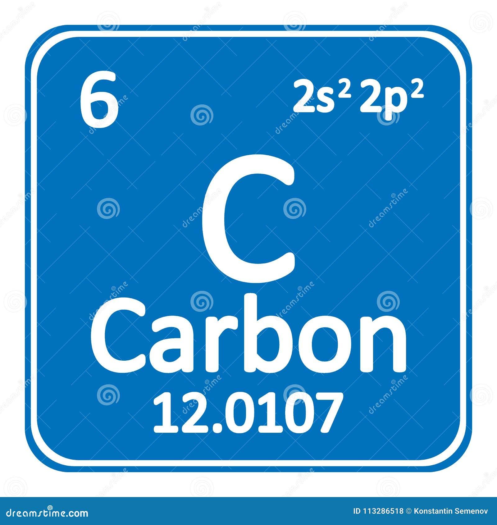 Periodic table element carbon icon stock illustration download periodic table element carbon icon stock illustration illustration of chemical graphic urtaz Choice Image