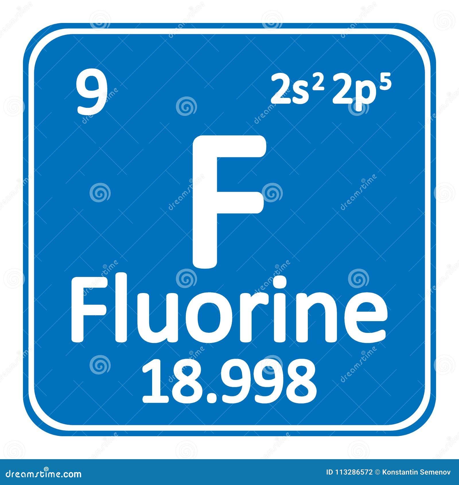 Periodic table element fluorine icon stock illustration download periodic table element fluorine icon stock illustration illustration of illustration mass urtaz Image collections