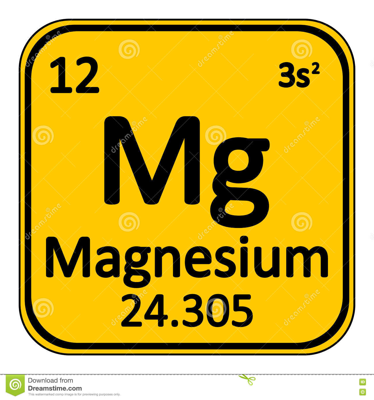 Periodic table element magnesium icon stock illustration image periodic table element magnesium icon gamestrikefo Gallery