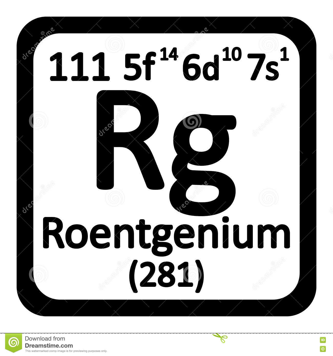 Modern periodic table free download choice image periodic table modern periodic table free download images periodic table images periodic table element roentgenium icon stock illustration gamestrikefo Image collections