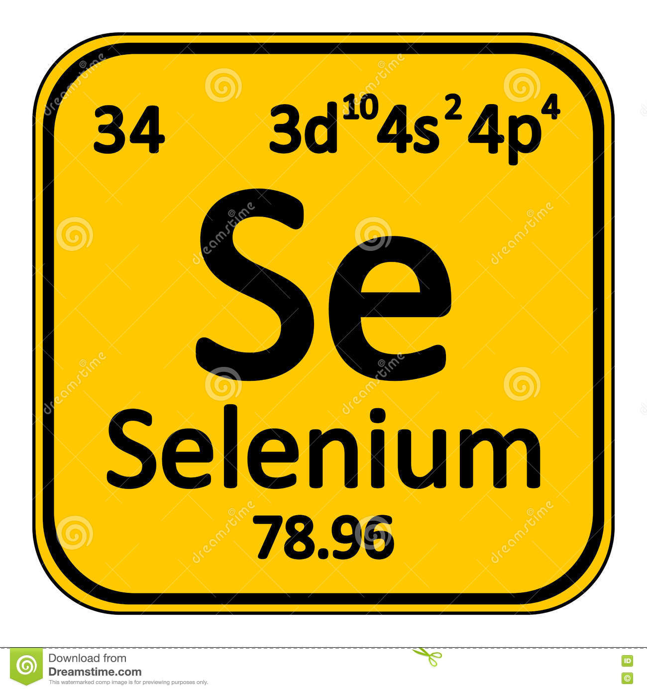 Periodic table selenium images periodic table images periodic table element selenium icon stock illustration image royalty free illustration download periodic table element selenium gamestrikefo Images