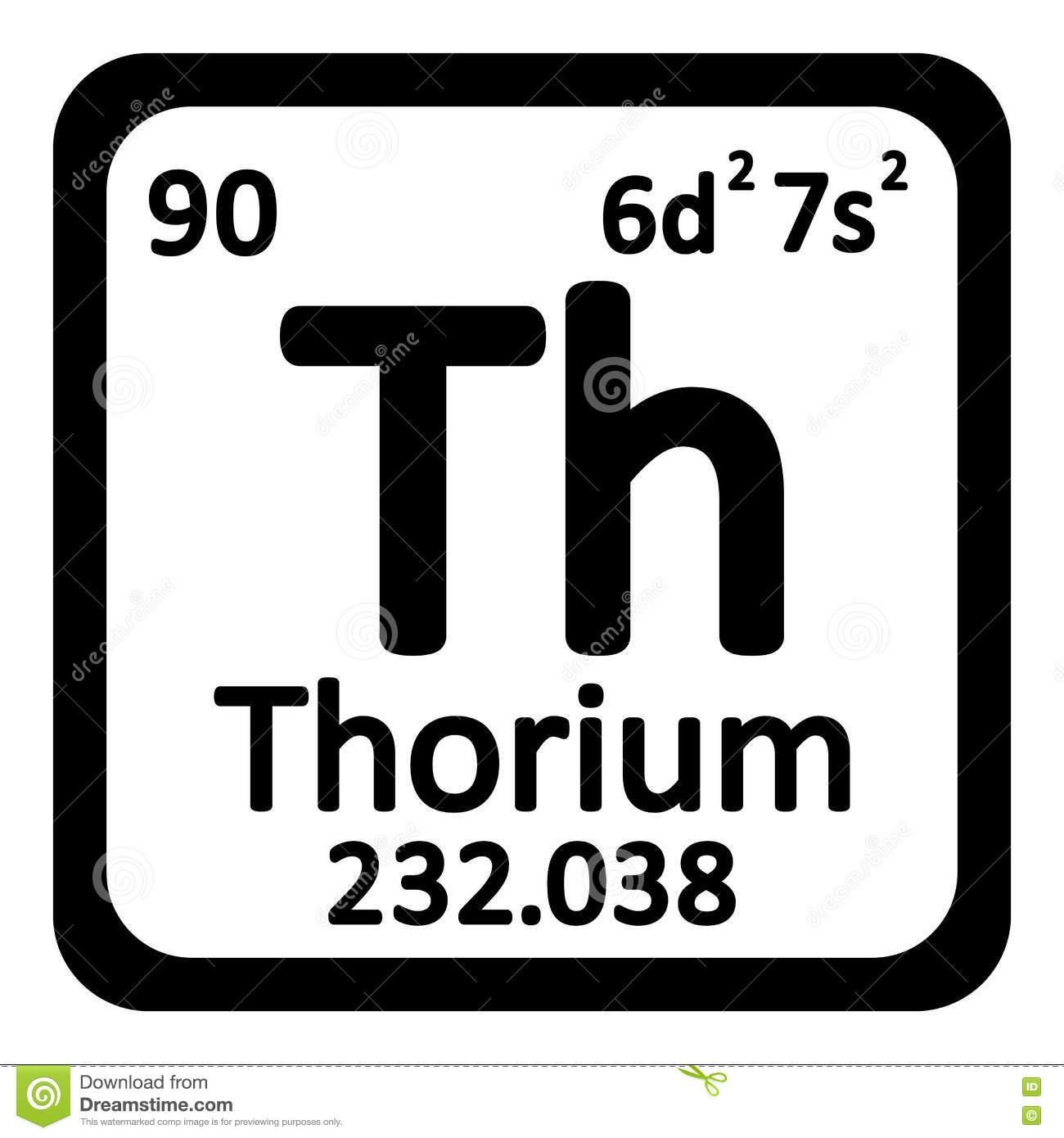 Th element periodic table gallery periodic table images thorium periodic table image collections periodic table images periodic table element thorium icon stock illustration image gamestrikefo Image collections